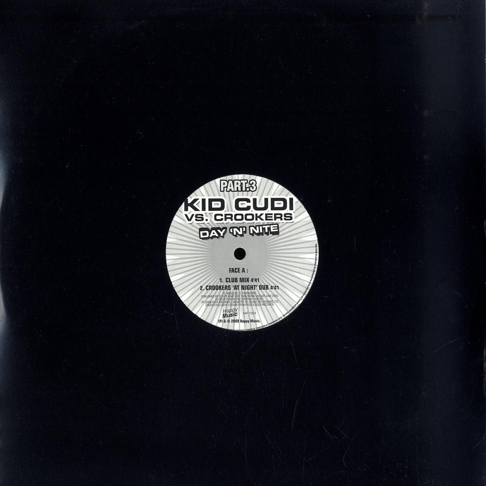 Deadmau5 feat. Mc Flipside / Kid Cudi vs Crookers - HI FRIEND / DAY N NIGHT