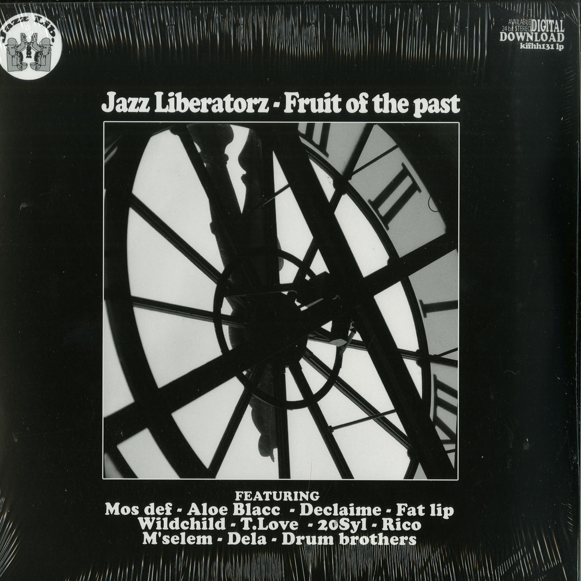 Jazz Liberatorz - FRUIT OF THE PAST