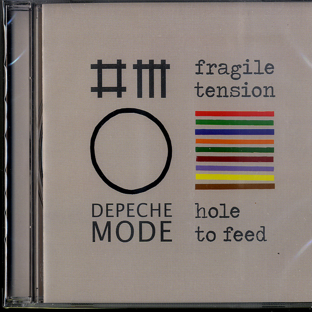Depeche Mode - FRAGILE TENSION / HOLE TO FEED