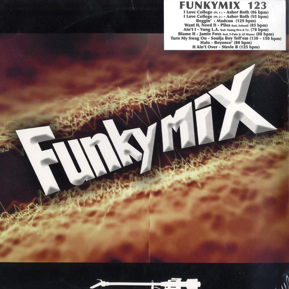 Various Artists - FUNKYMIX 123