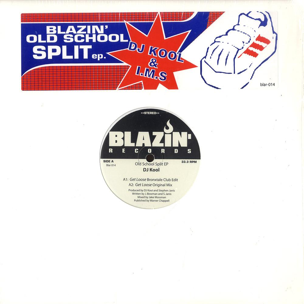 DJ Kool - OLD SCHOOL SPLIT EP