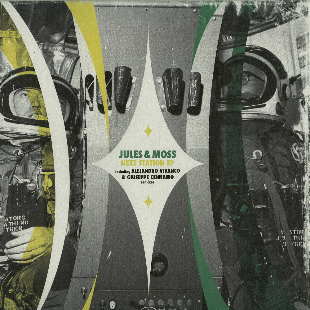 Jules & Moss - NEXT STATION EP