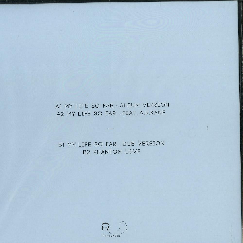 Mushy feat. A.R.Kane - MY LIFE SO FAR