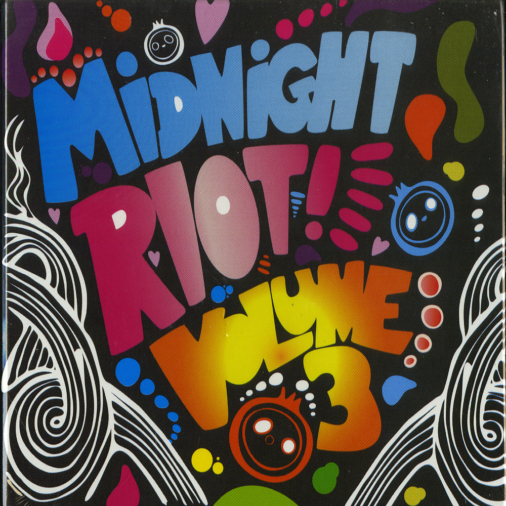 Various Artists - MIDNIGHT RIOT VOL. 3 - UNMIXED
