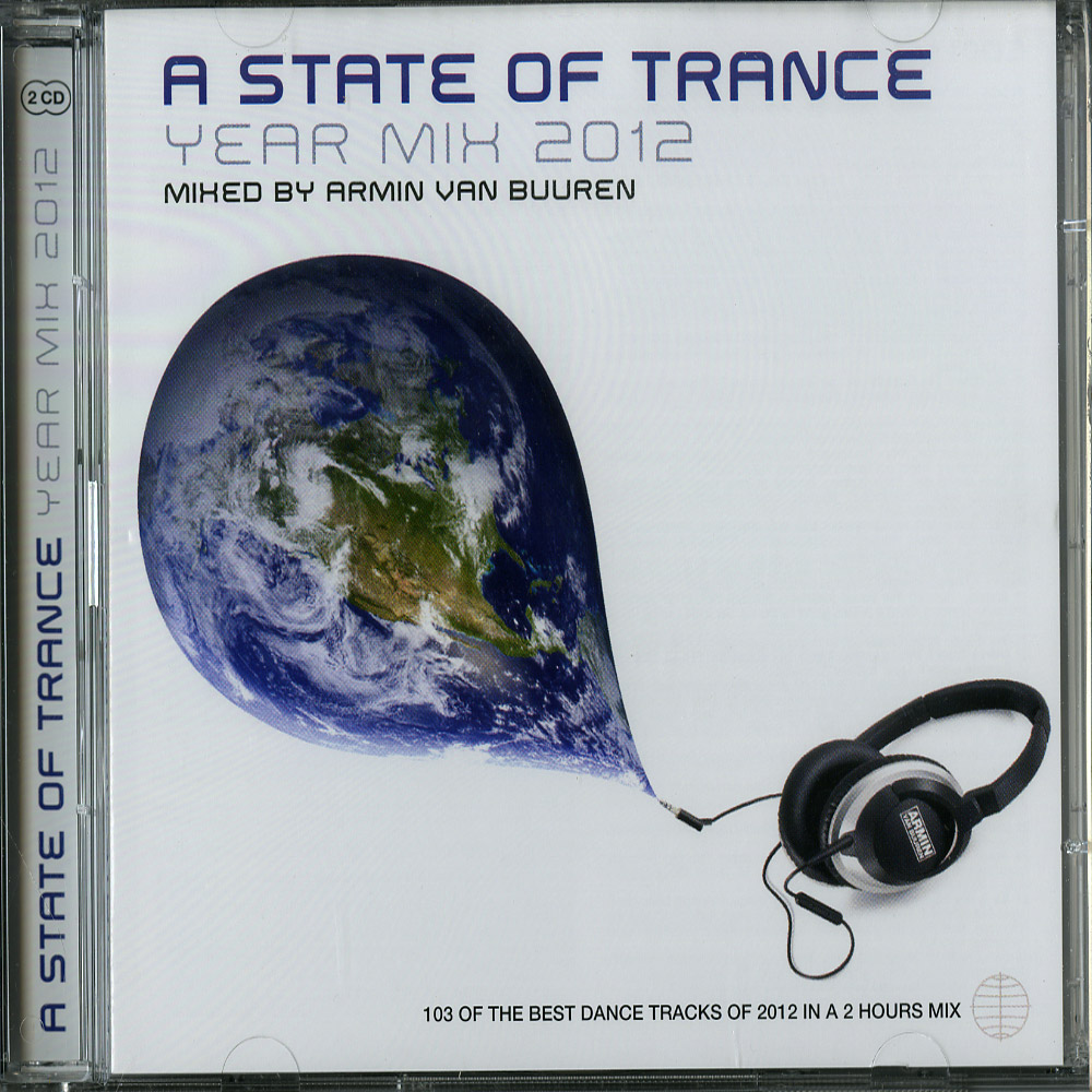 Armin van Buuren - A STATE OF TRANCE YEARMIX 2012