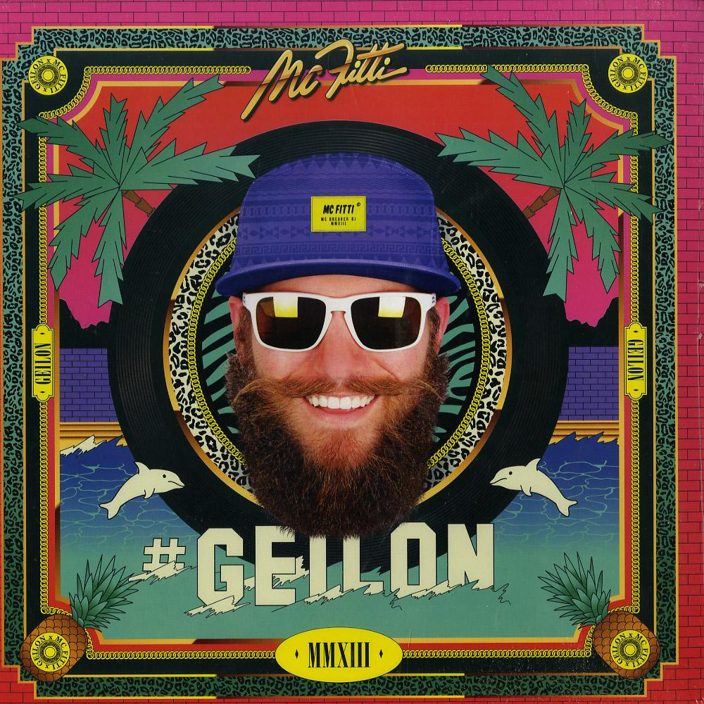 MC Fitti - GEILON