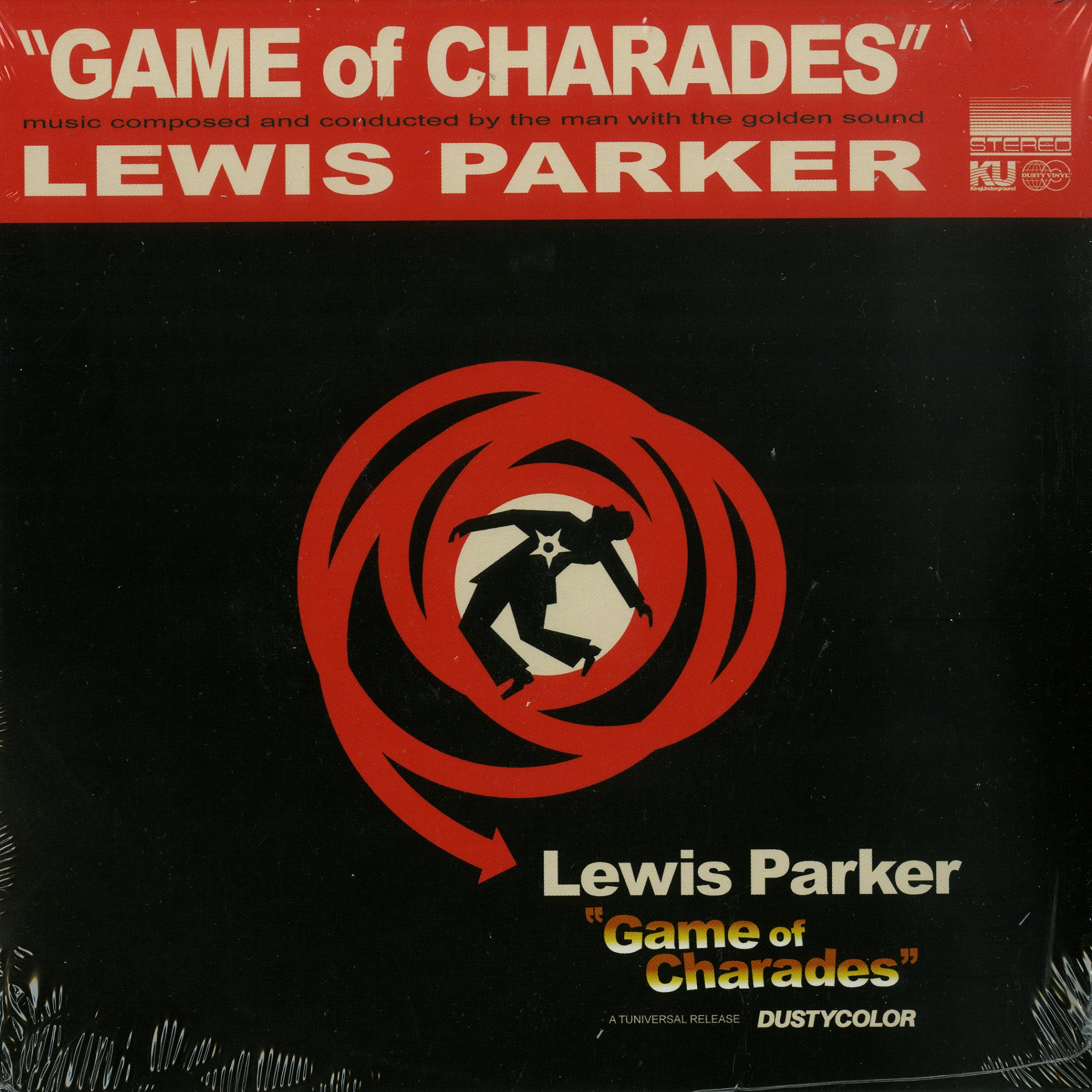 Lewis Parker - GAME OF CHARADES PT. 1