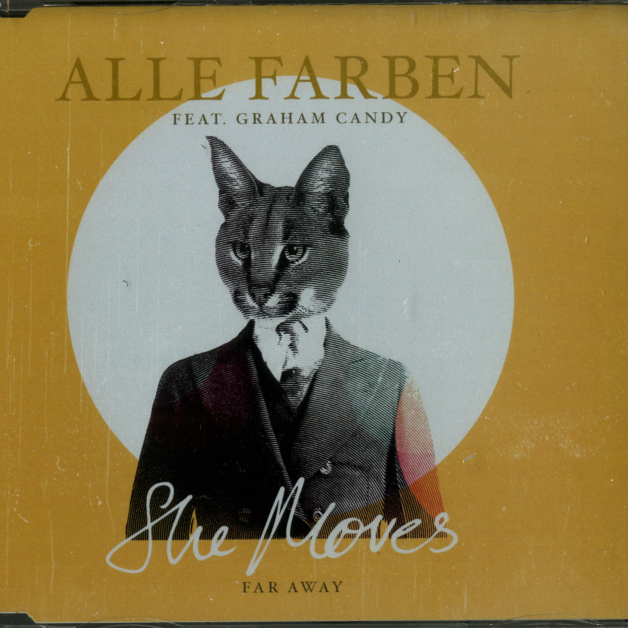 Alle Farben feat. Graham Candy - SHE MOVES