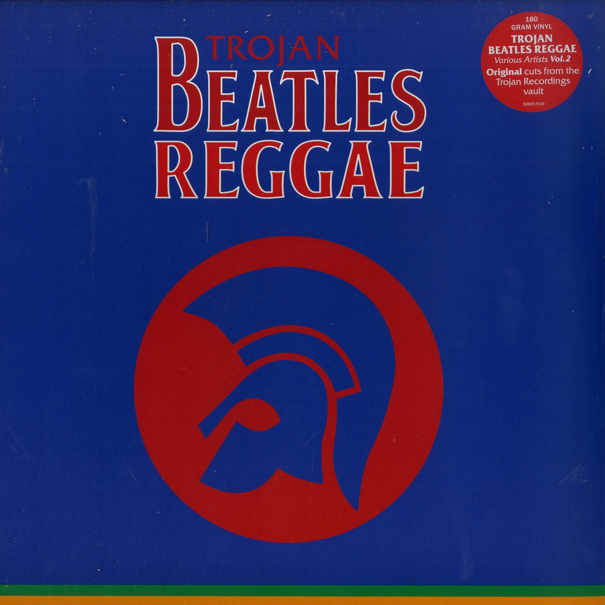 Various Artists - TROJAN BEATLES REGGAE
