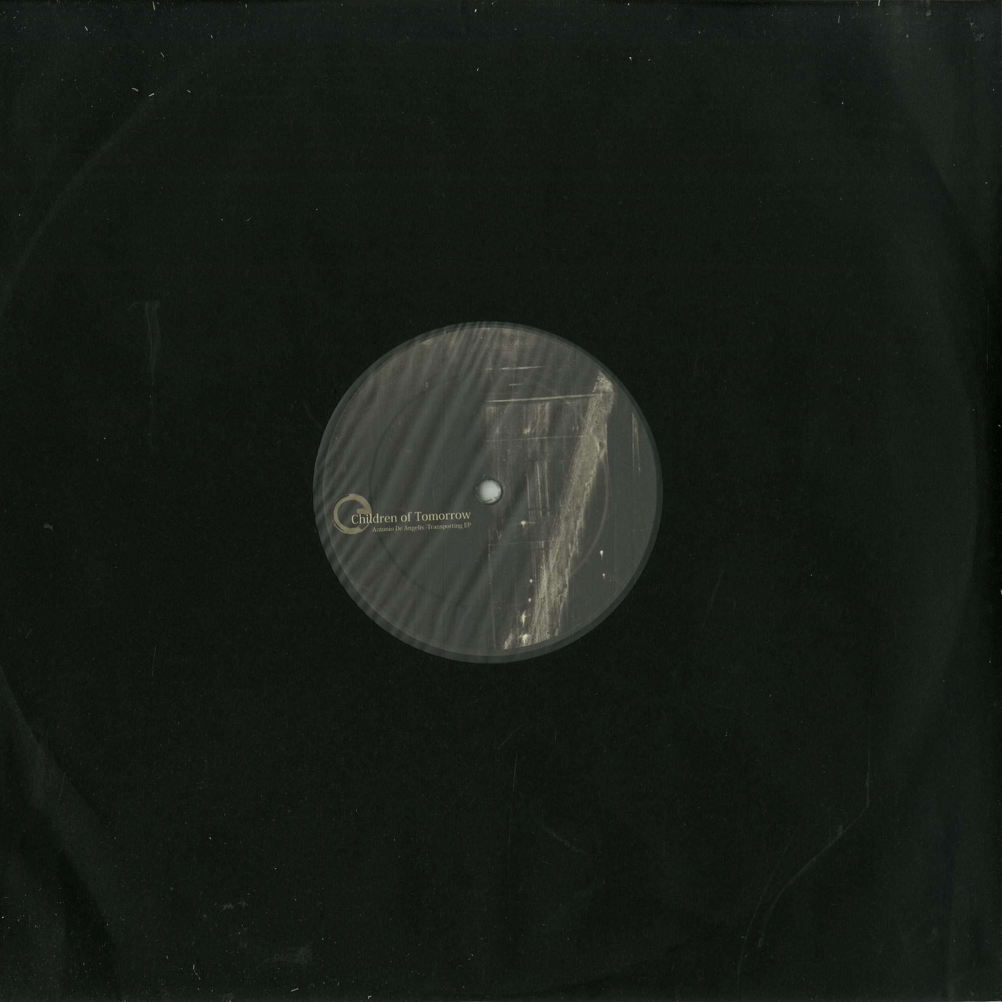 Antonio De Angelis - TRANSPORTING EP