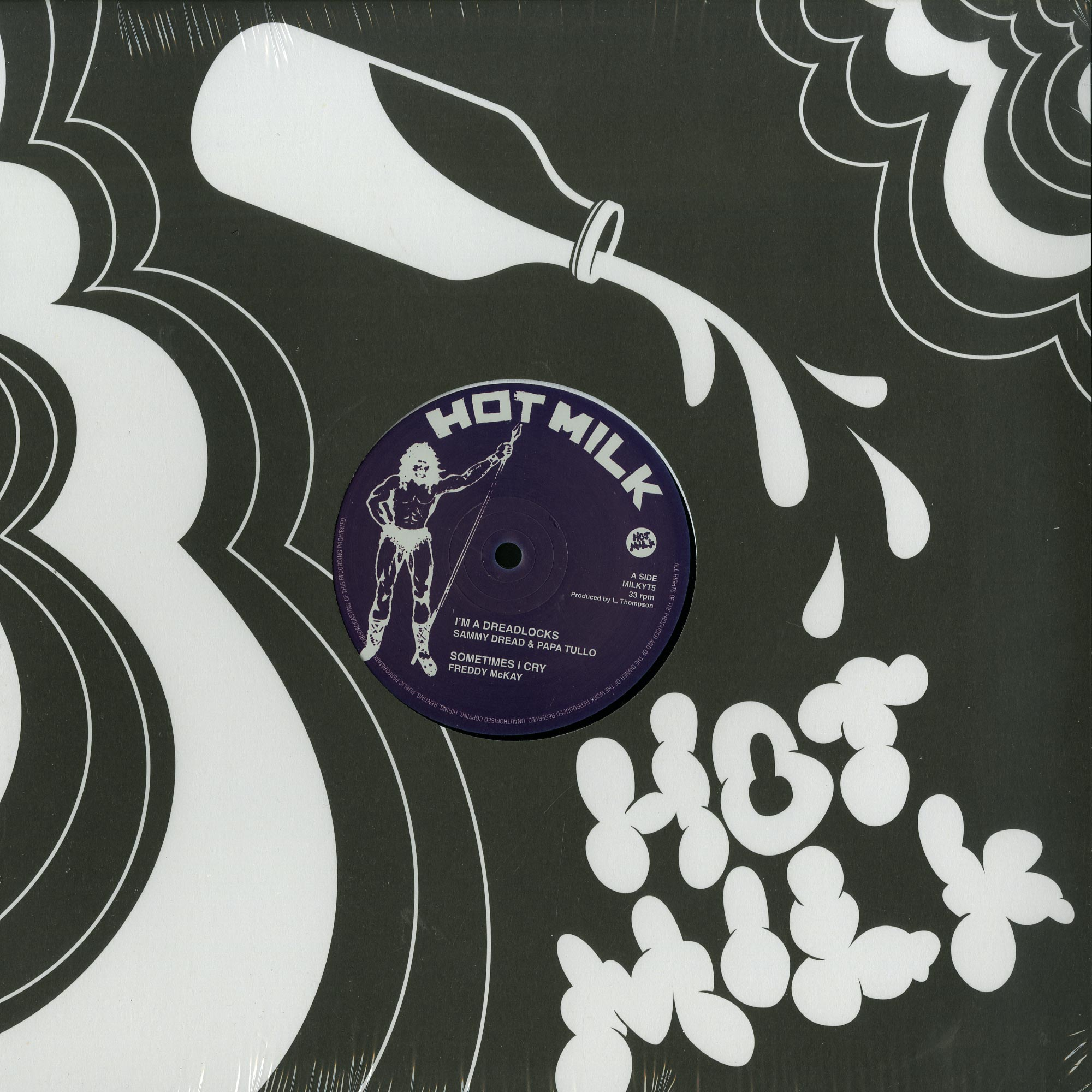 Sammy Dread / Papa Tullo / Freddy McKay - I M A DREAD LOCKS - STRONG LIKE SAMPSON EP5