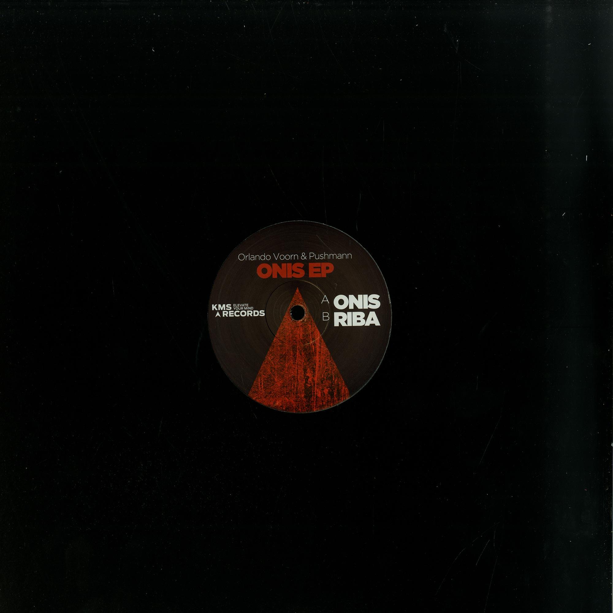 Orlando Voorn & Pushmann - ONIS EP