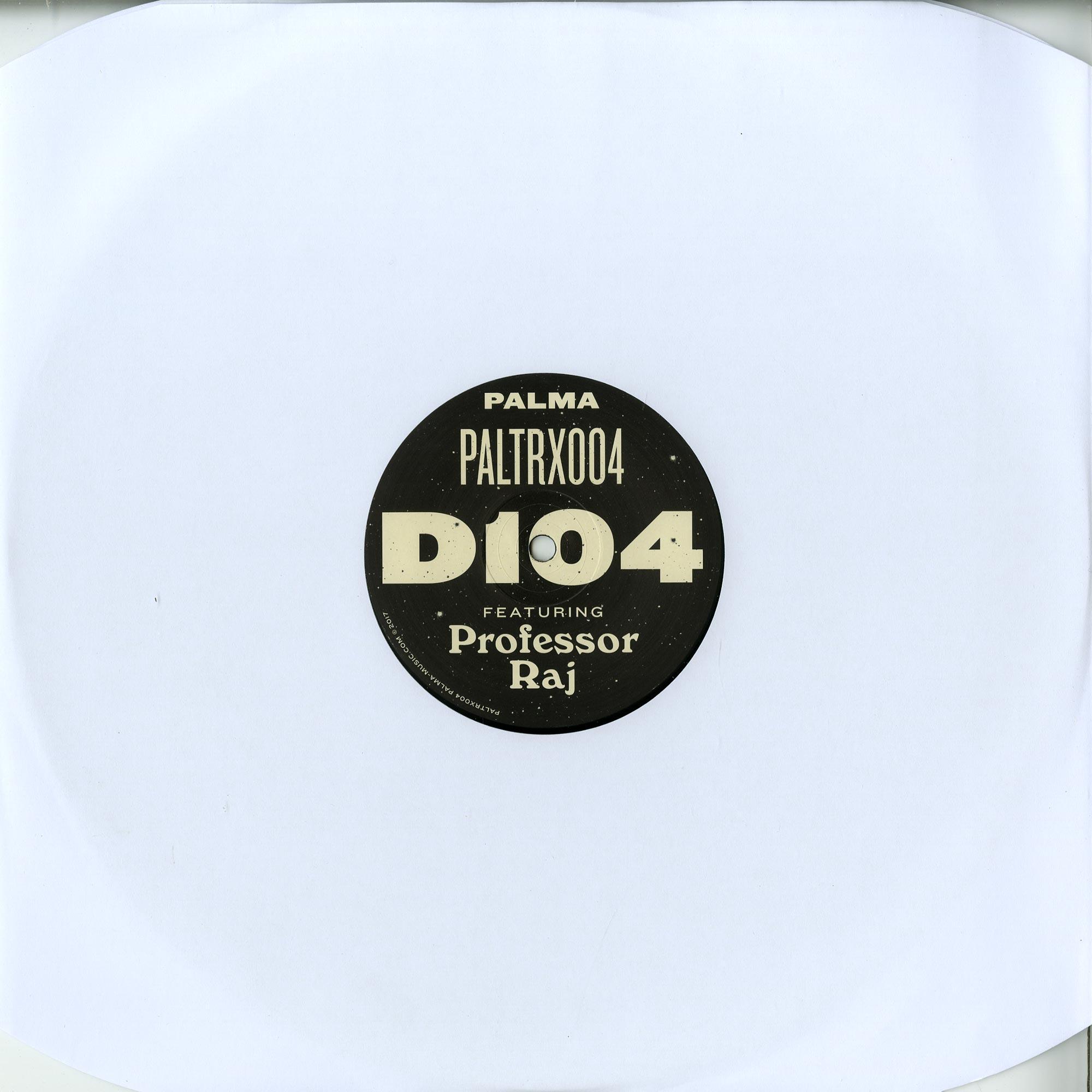 D104 featuring Professor Raj - PALTRX004
