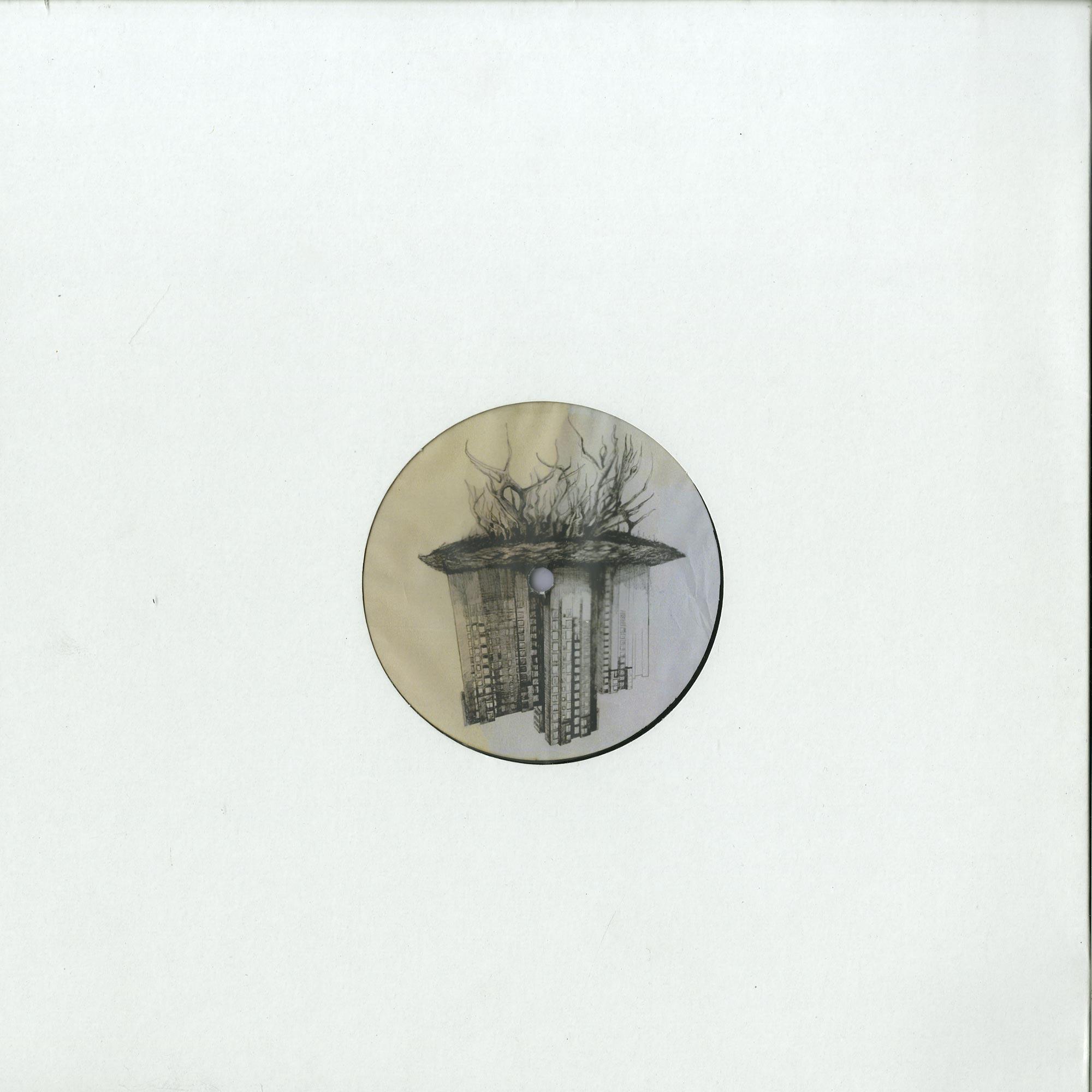 Nino Sebelic - END OF CITY EP