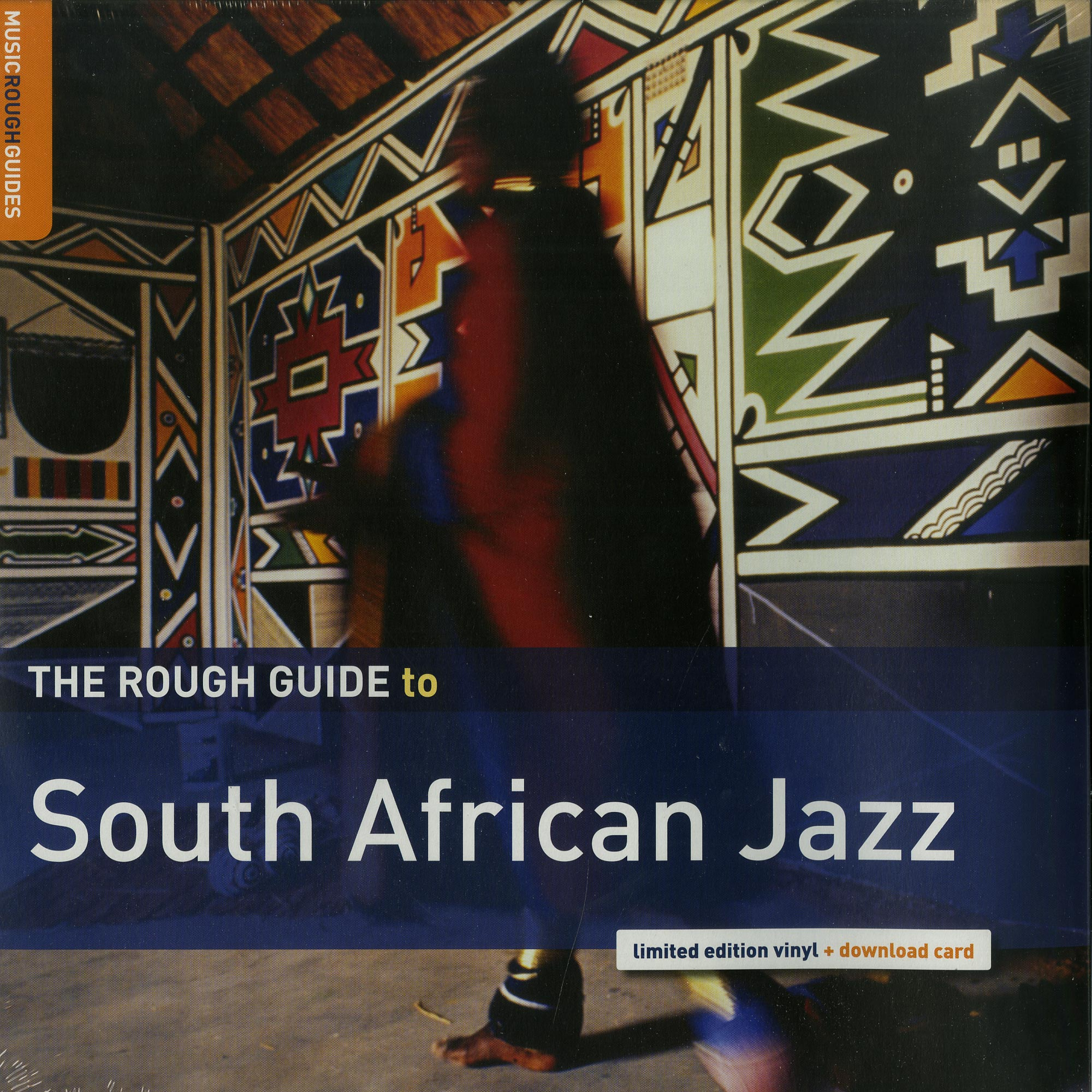 Various Artists - THE ROUGH GUIDE TO SOUTH AFRICAN JAZZ