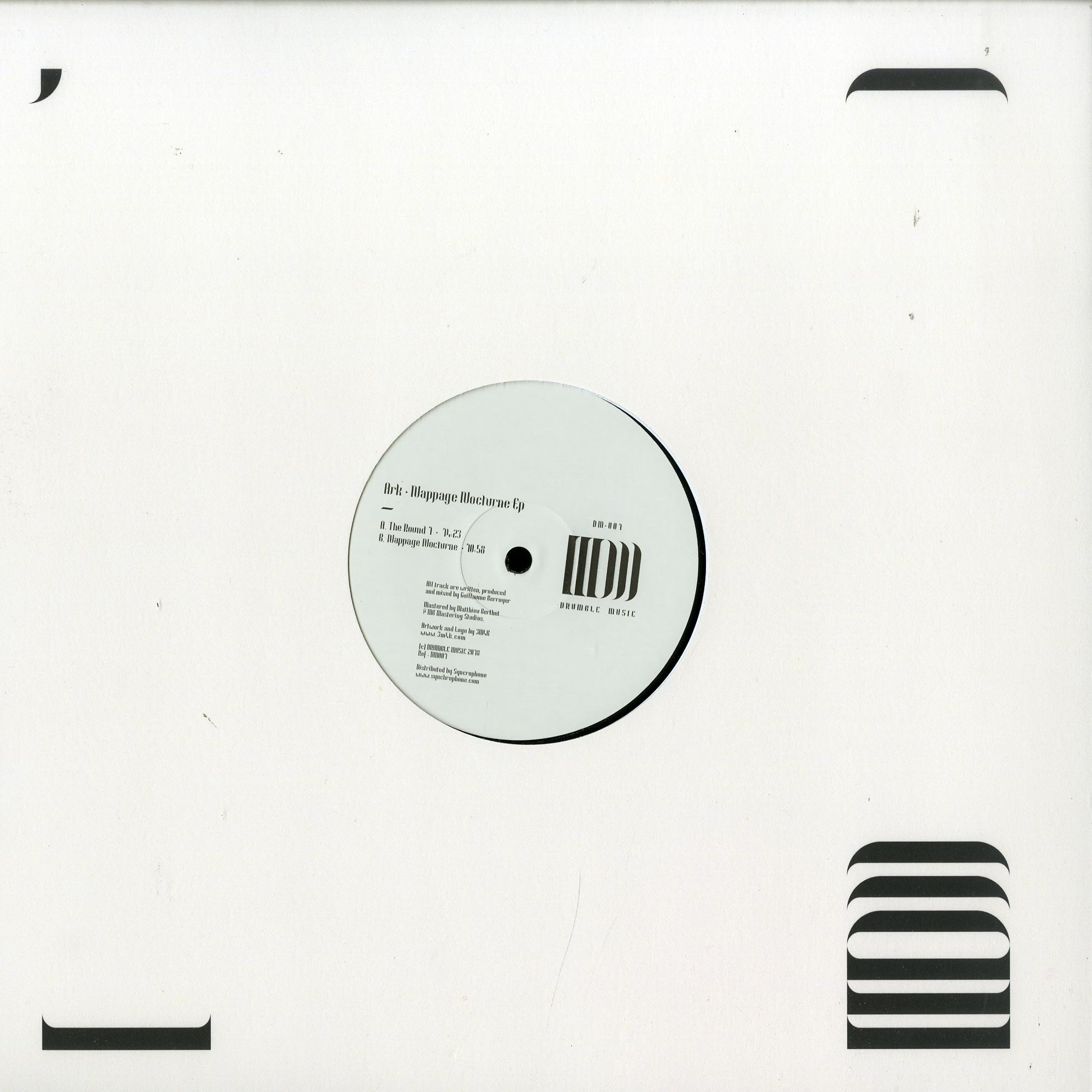Ark - NAPPAGE NIOCTURNE EP