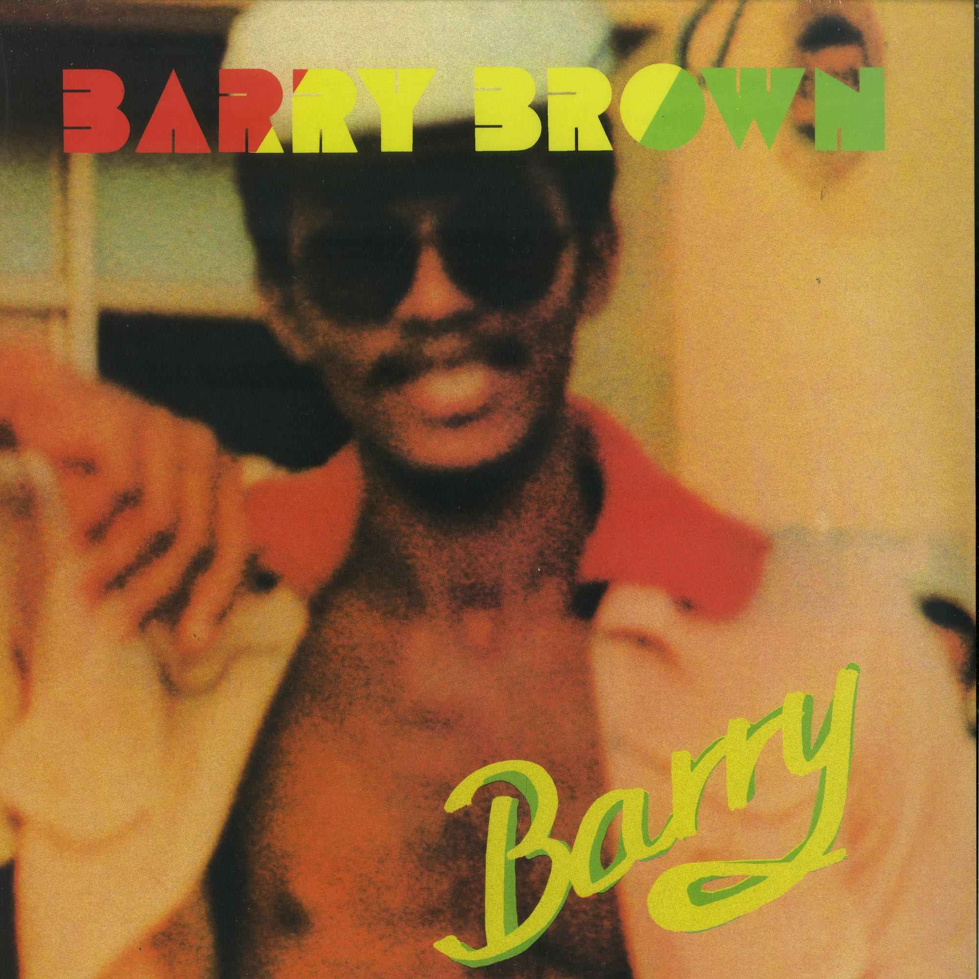 Barry Brown - BARRY