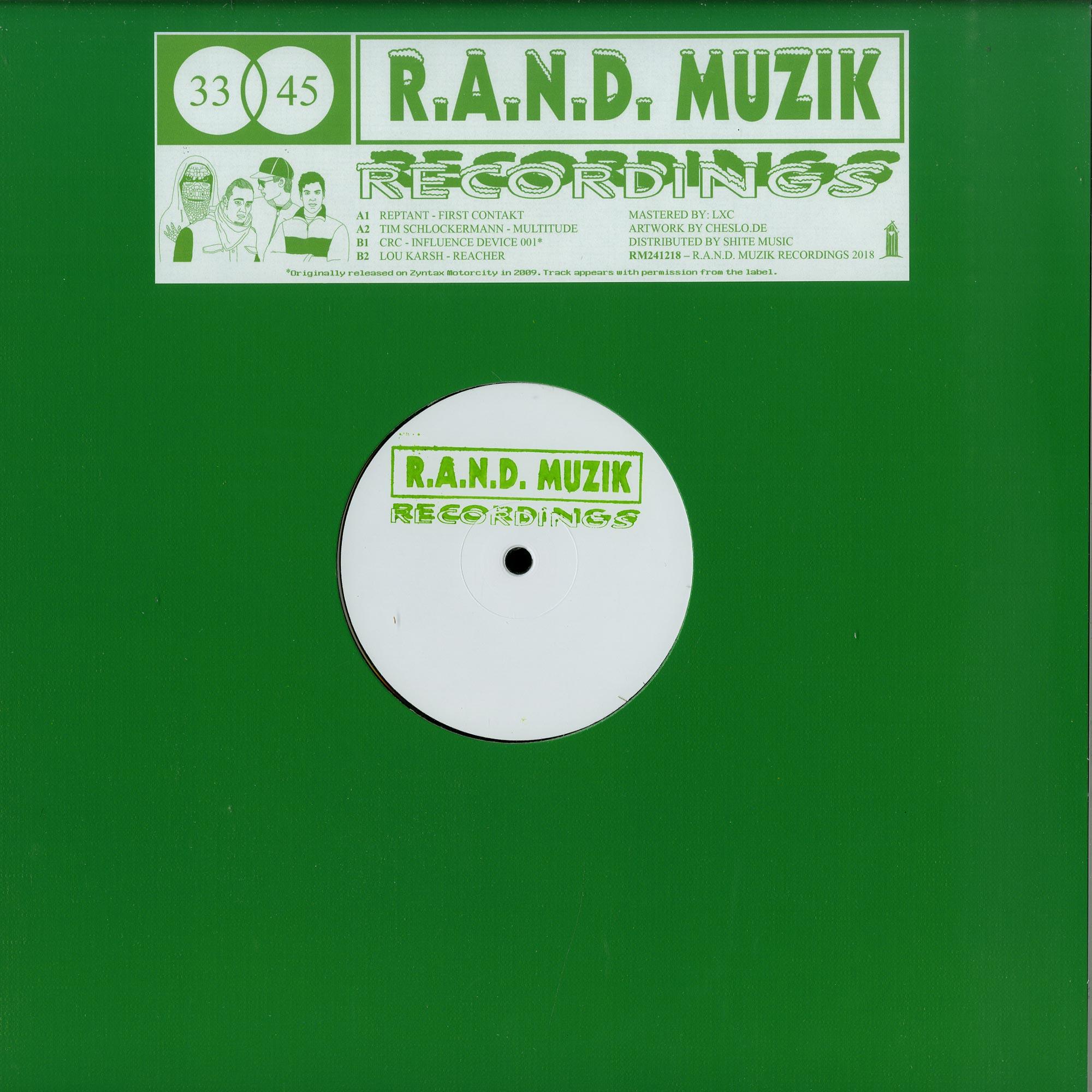 Various Artists - RM241218
