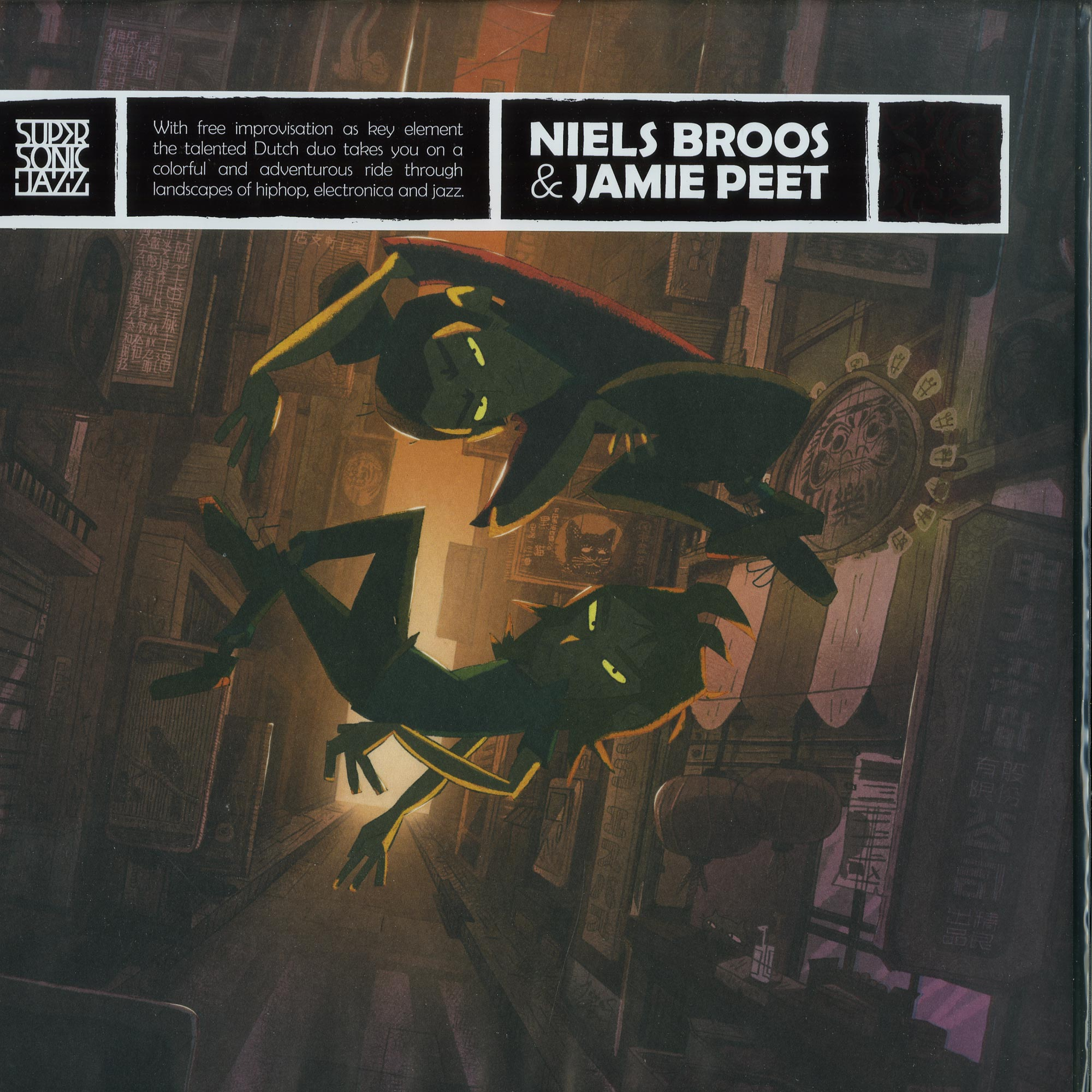 Niels Broos & Jamie Peet - Niels Broos & Jamie Peet