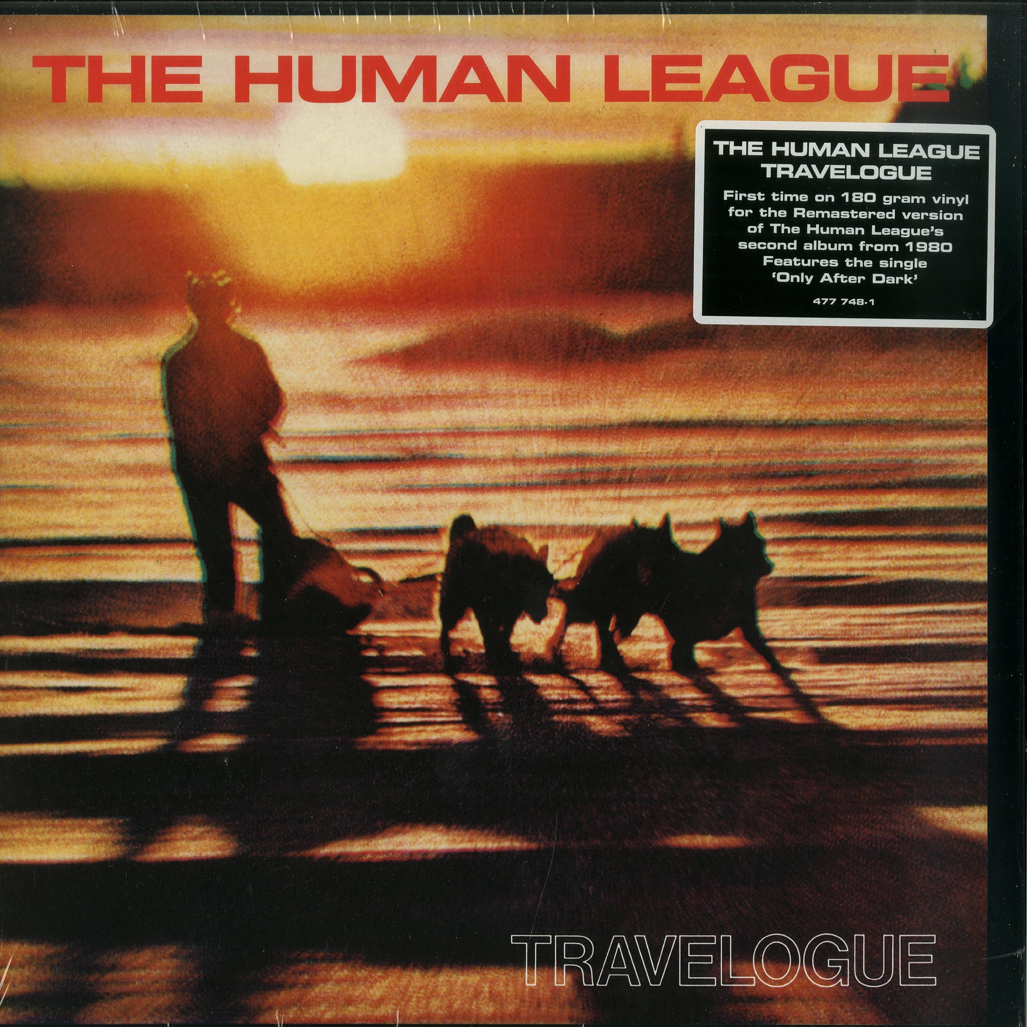 Human League - TRAVELOGUE