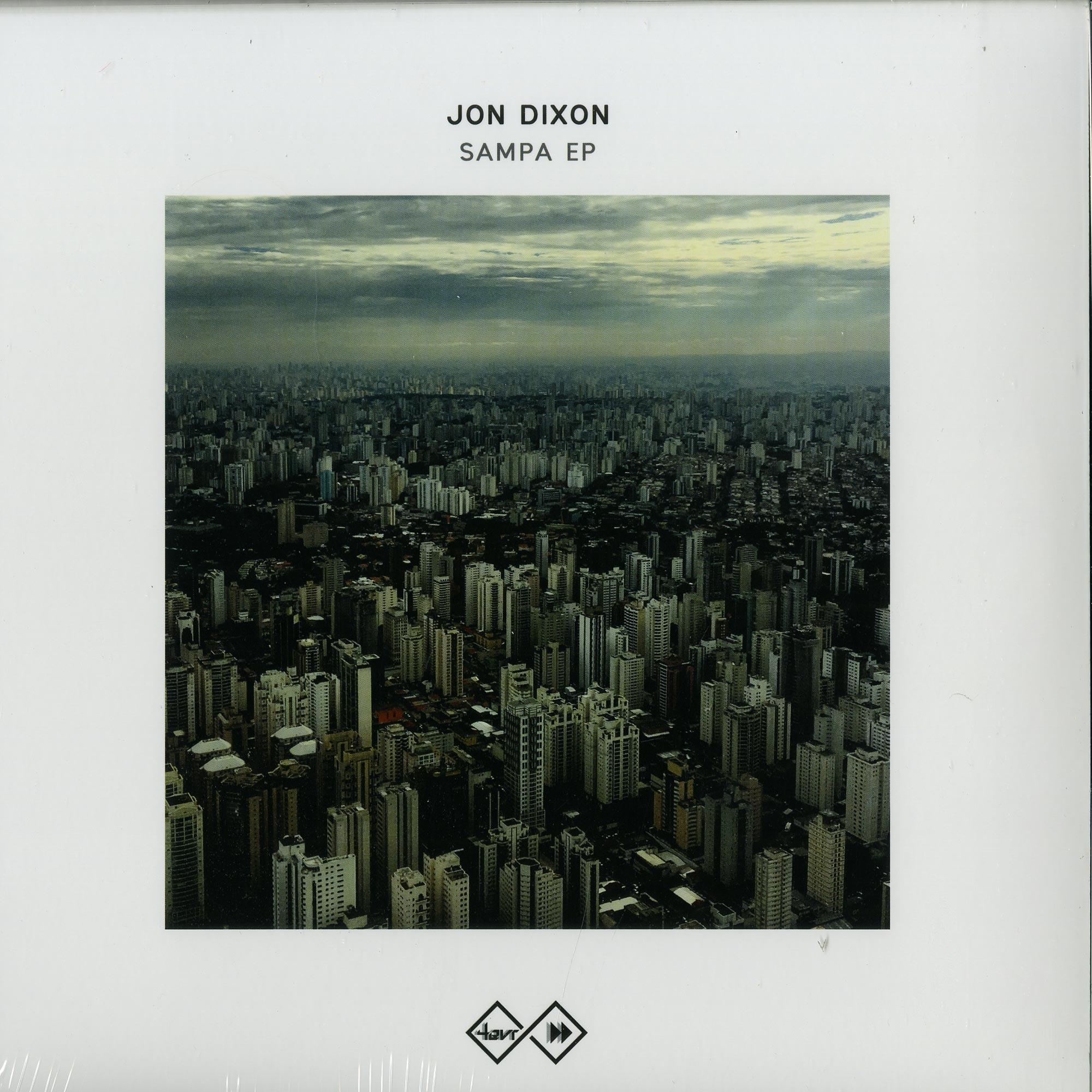 Jon Dixon - SAMPHA EP
