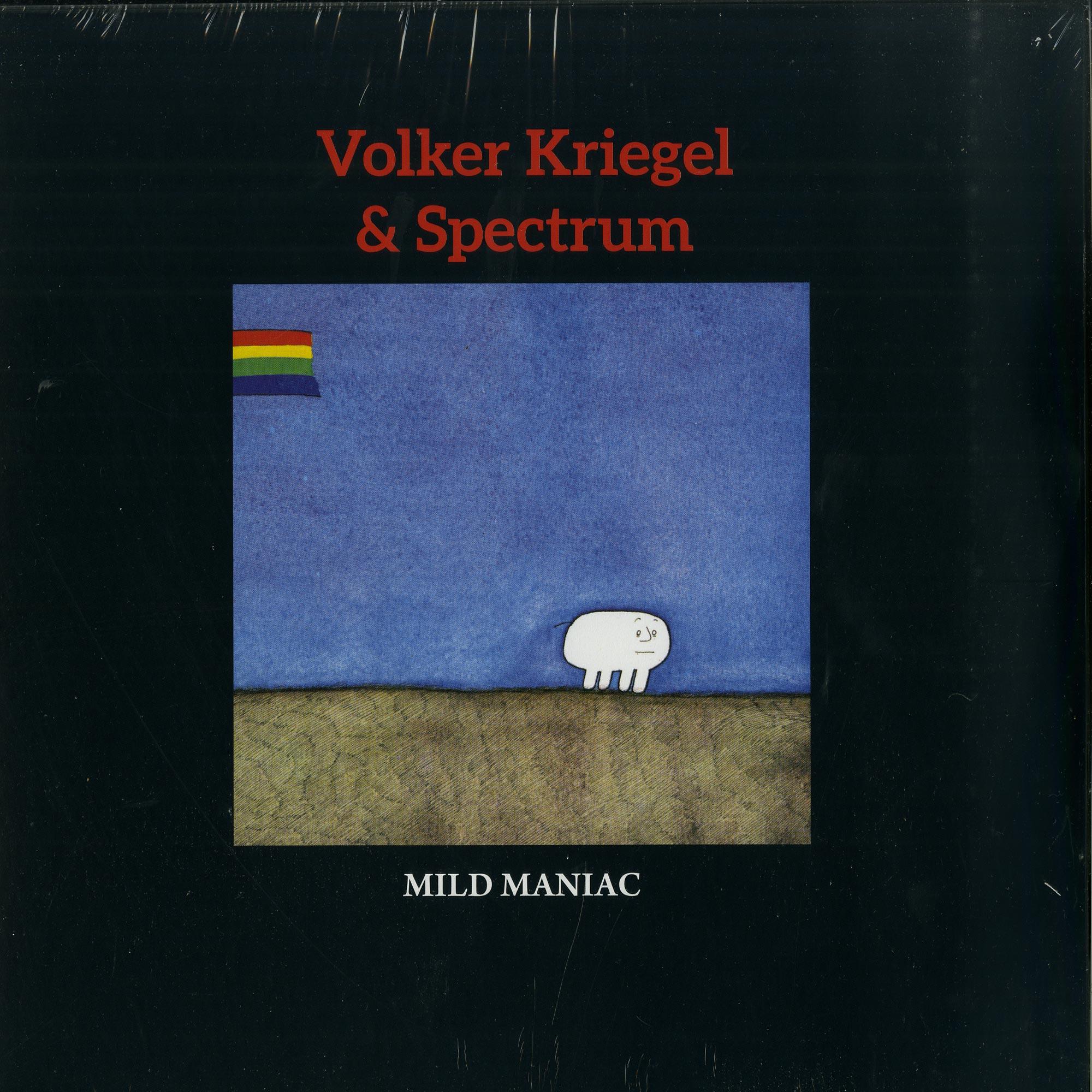 Volker Kriegel & Spectrum - MILD MANIAC