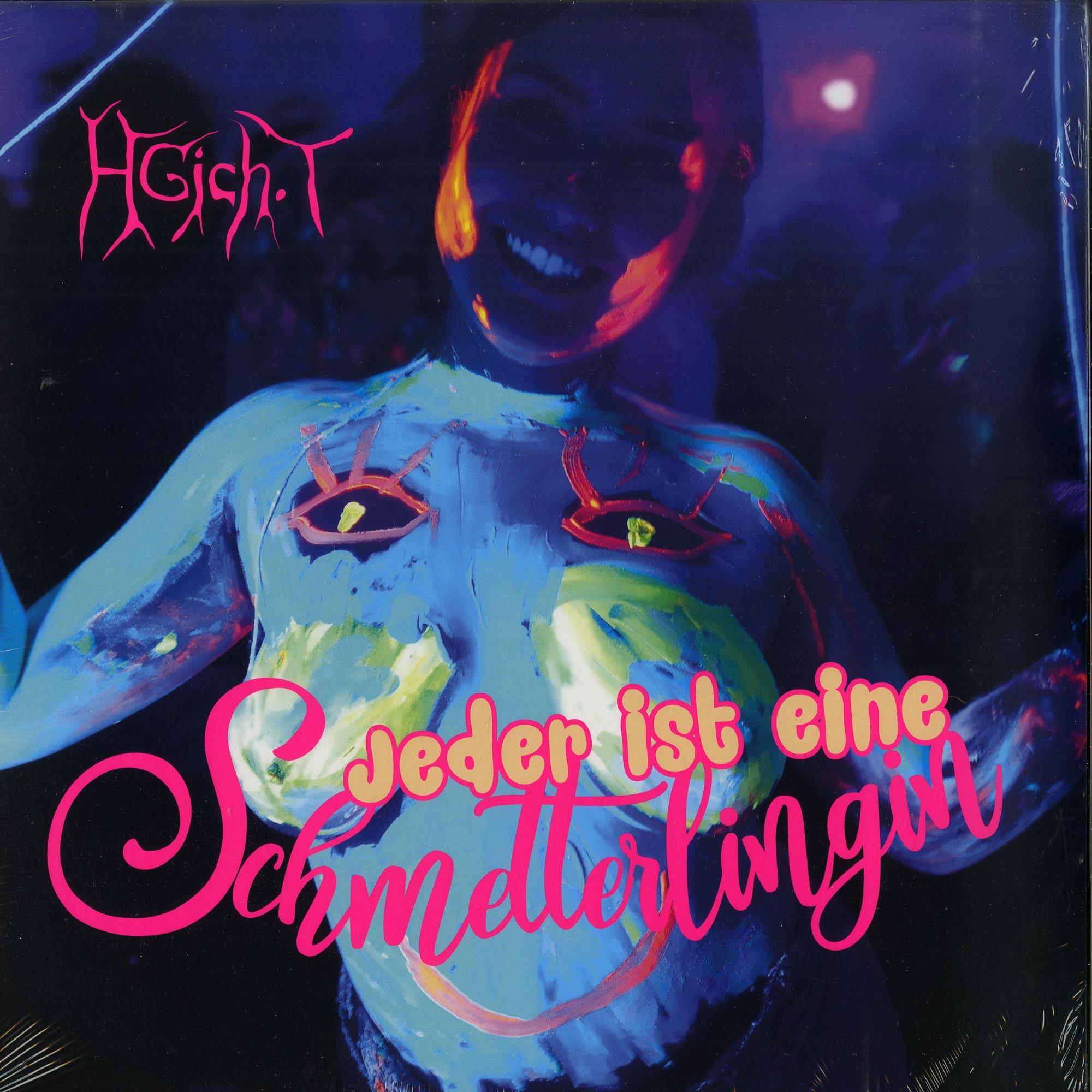 HGich.T - JEDER IST EINE SCHMETTERLINGIN