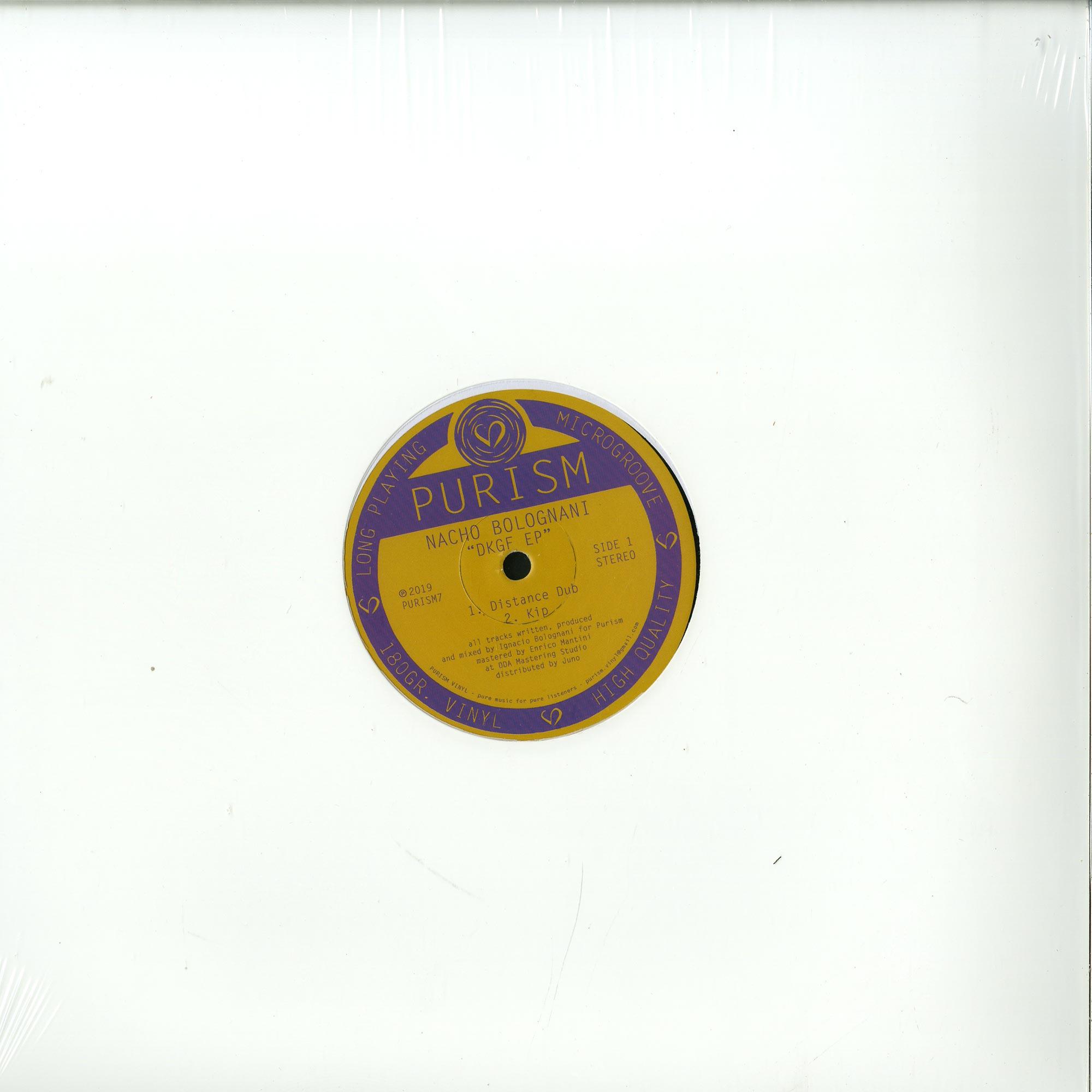 Nacho Bolognani - DKGF EP