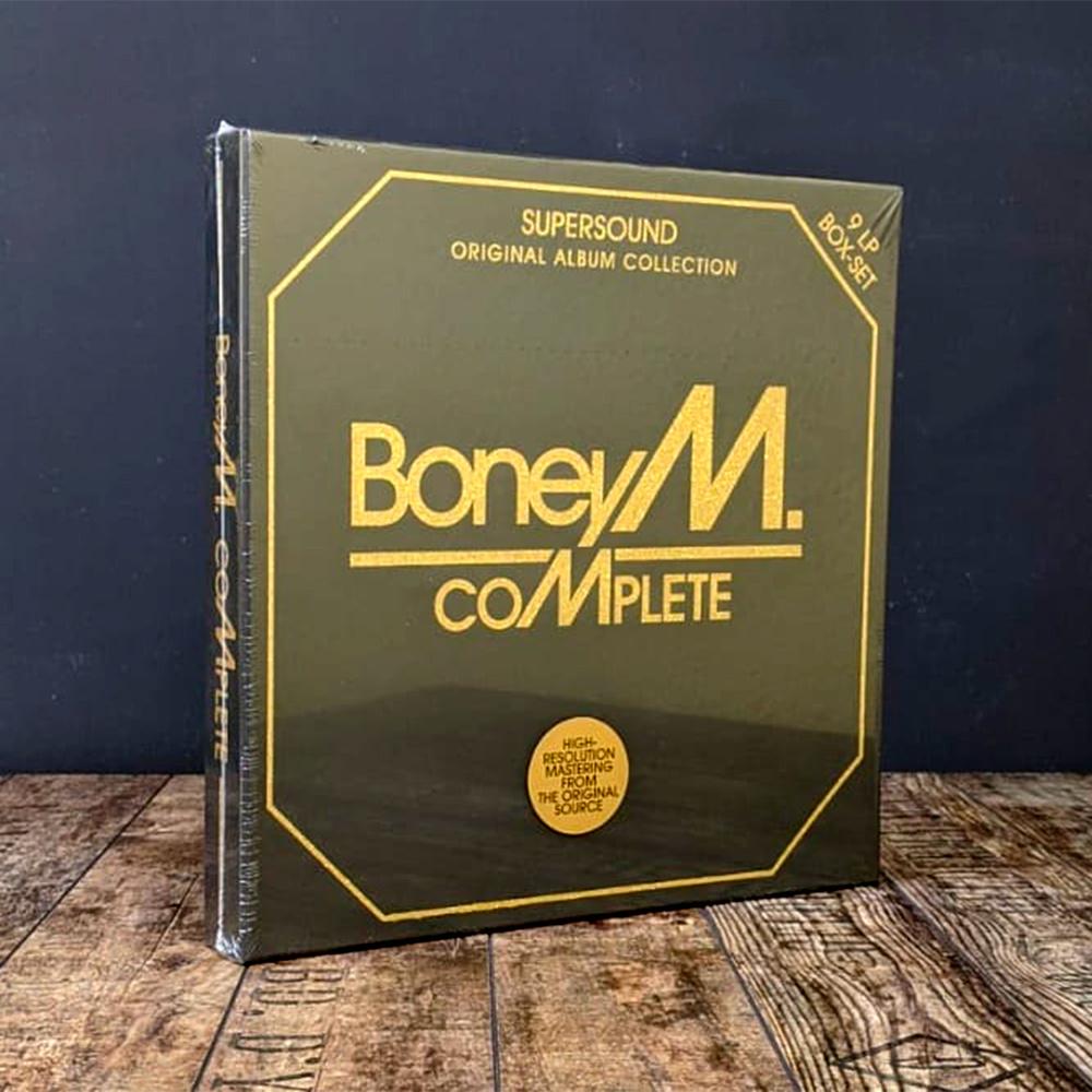 Boney M. - COMPLETE