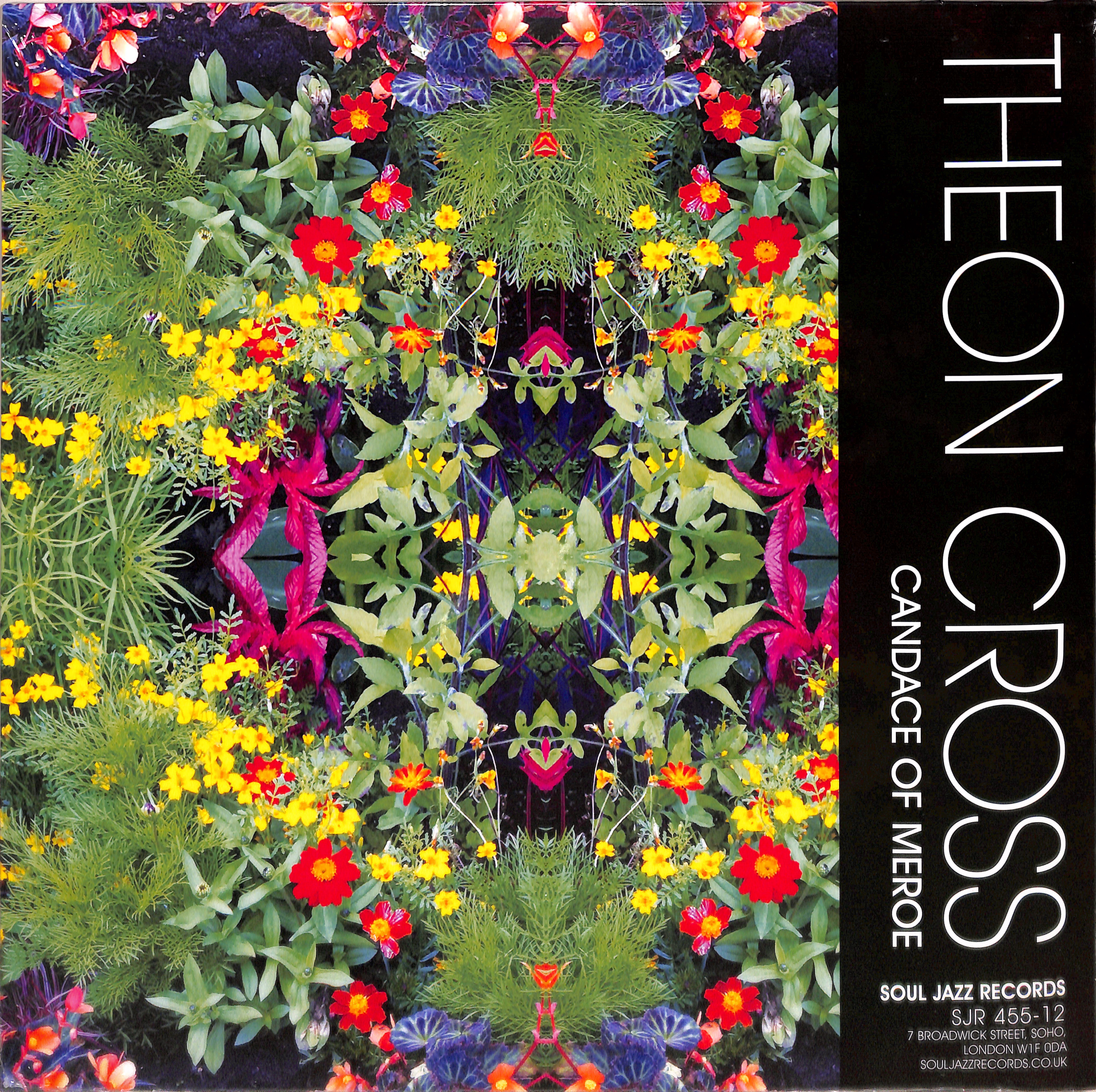 Theon Cross / Pokus - CANDACE OF MEROE / POKUS ONE