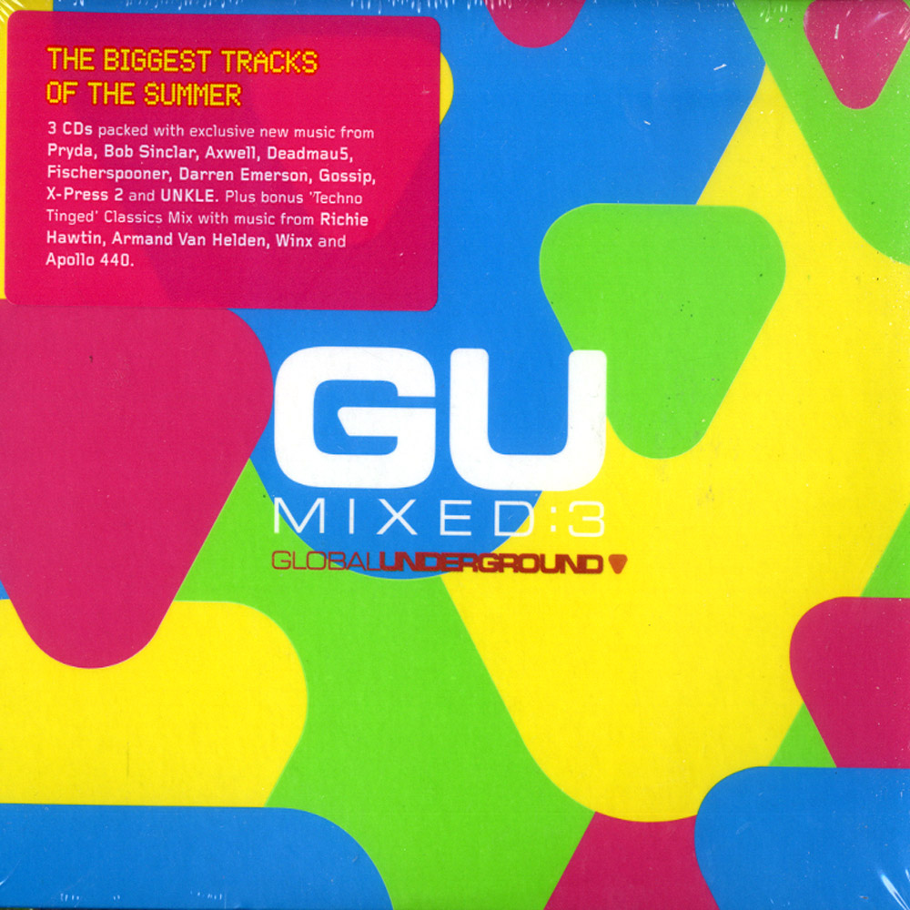 Various - GU MIXED 3