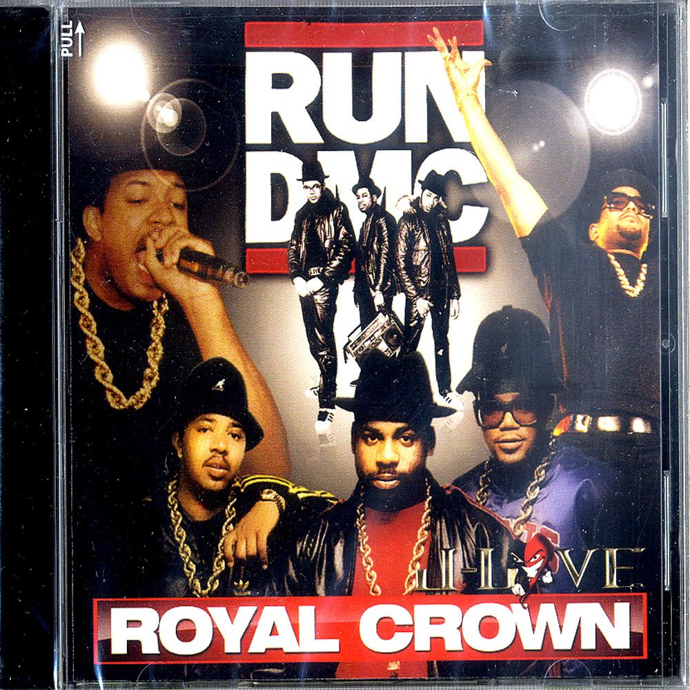 Run DMC - ROYAL CROWN