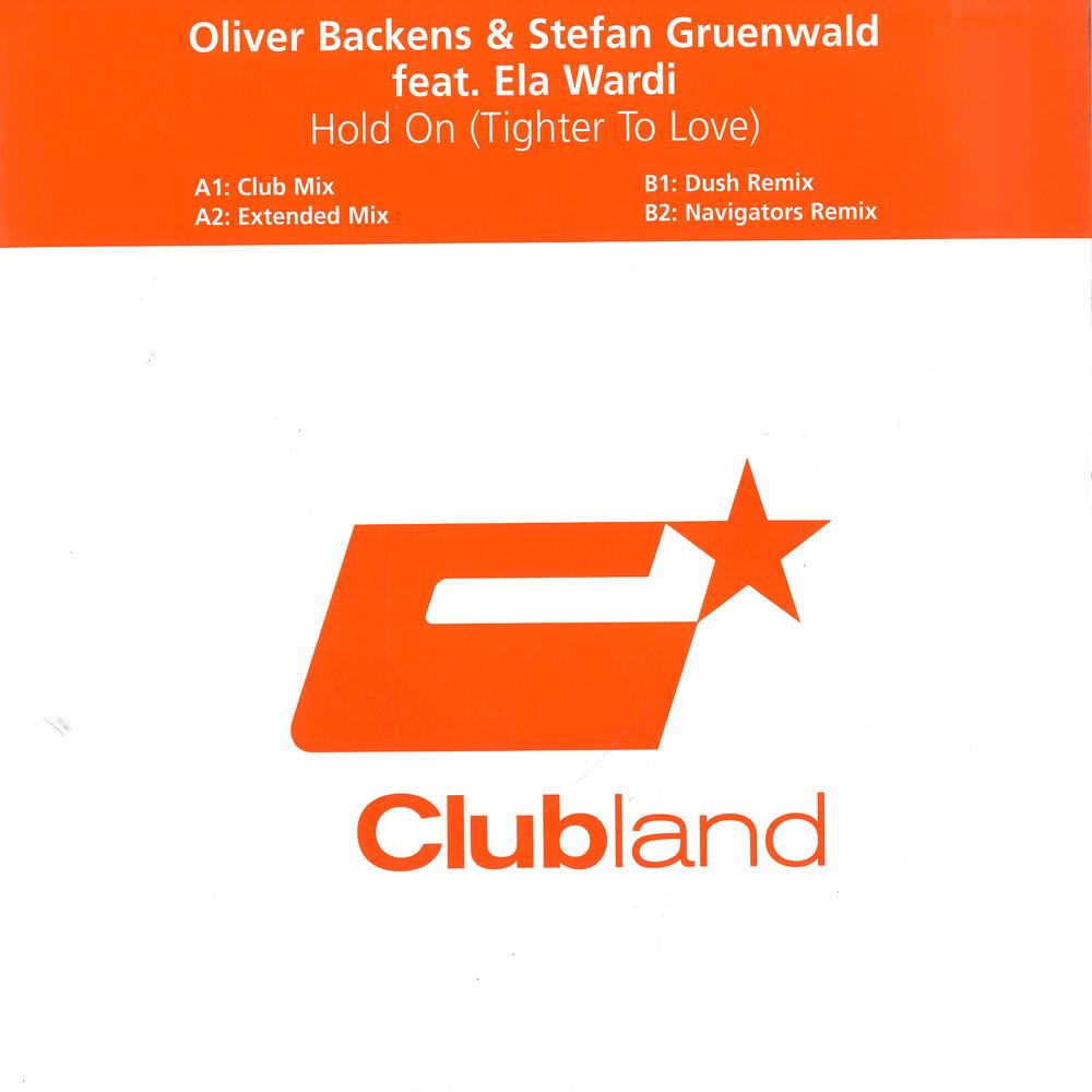Oliver Backens &stefan Gruenwald ft Ela - hold on