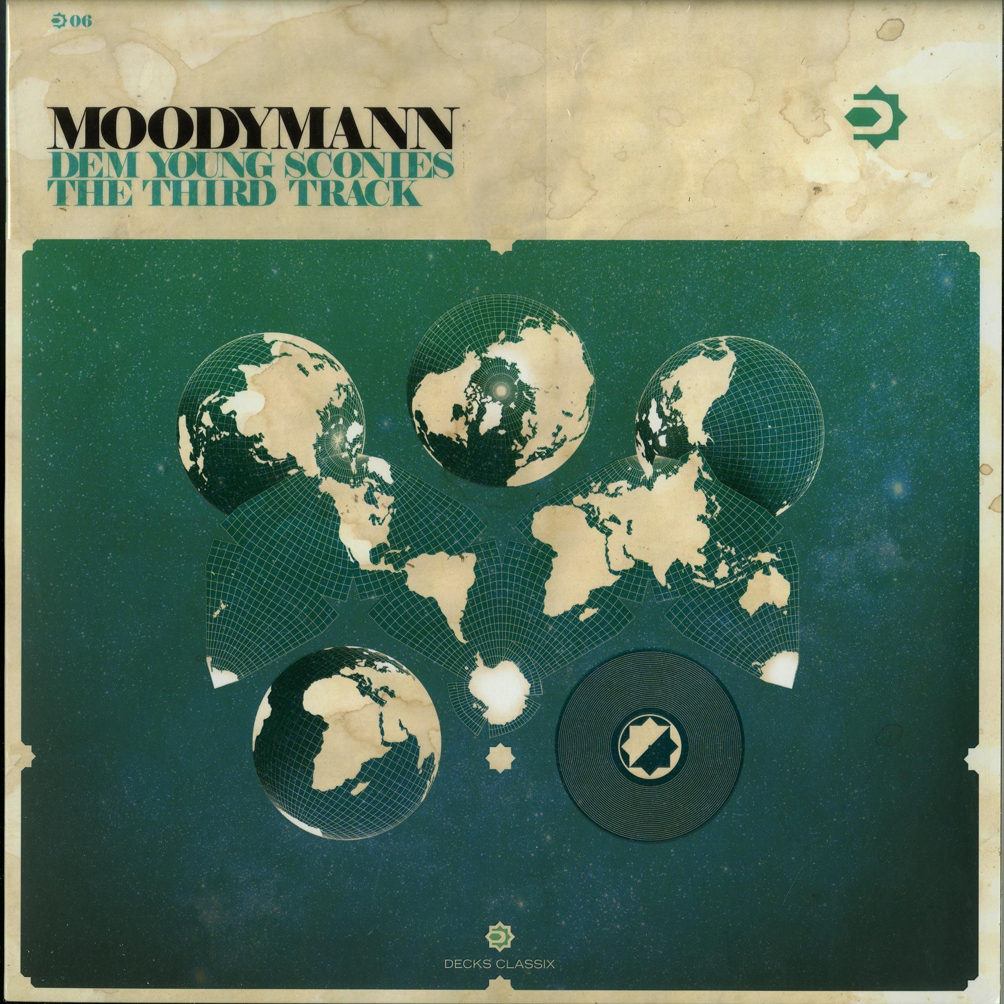 Moodymann - DEM YOUNG SCONIE / THE THIRD TRACK