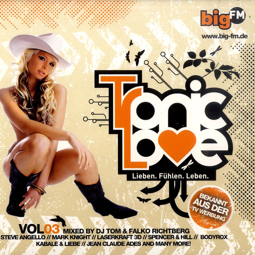 Various Artists - BIG FM - TRONIC LOVE VOL. 3