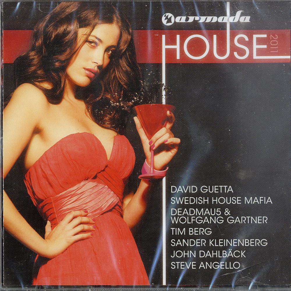 Various Artists - ARMADA HOUSE 2011