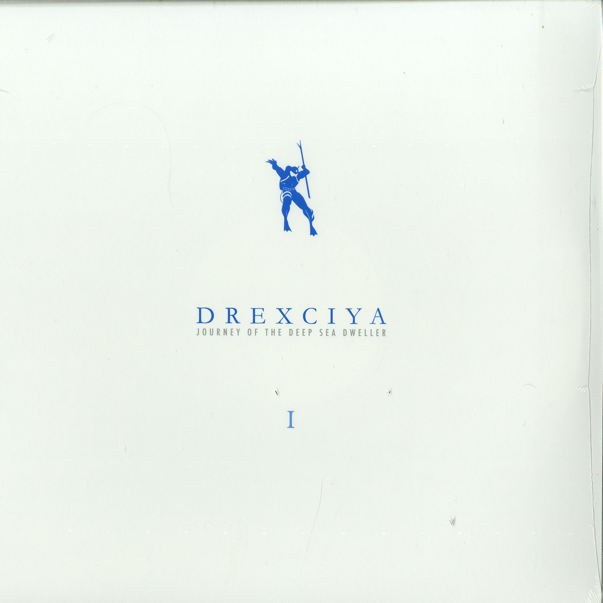 Drexciya - JOURNEY OF THE DEEP SEA DWELLER