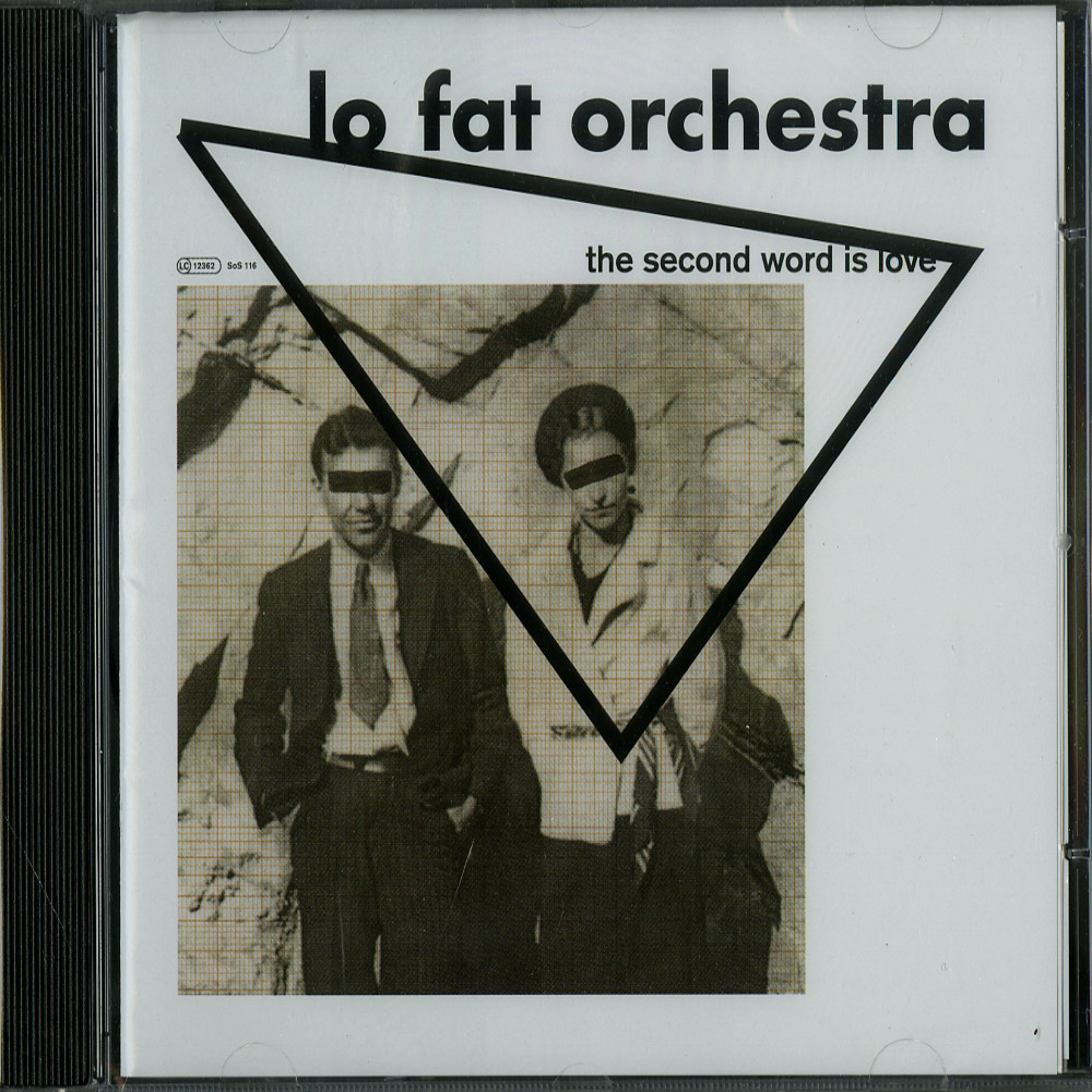 Lo Fat - THE SECOND WORD IS LOVE