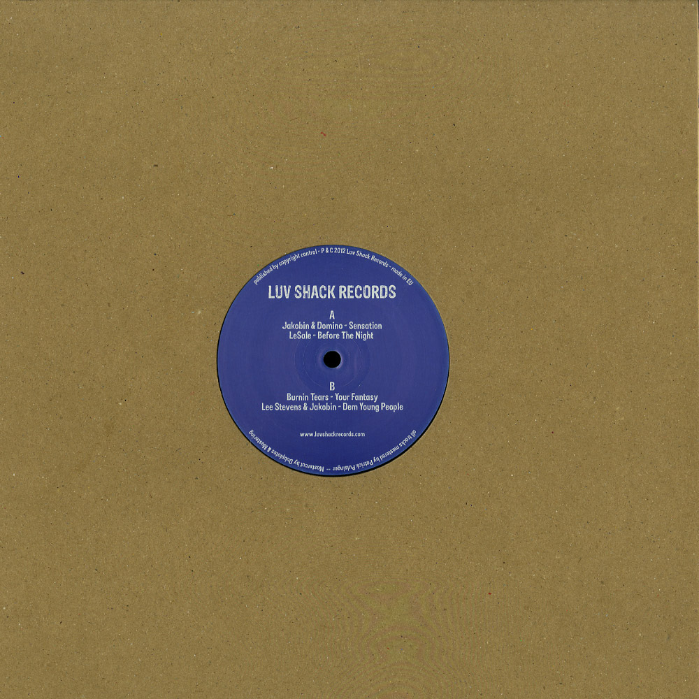 Various Artists - LESSONS IN LUV