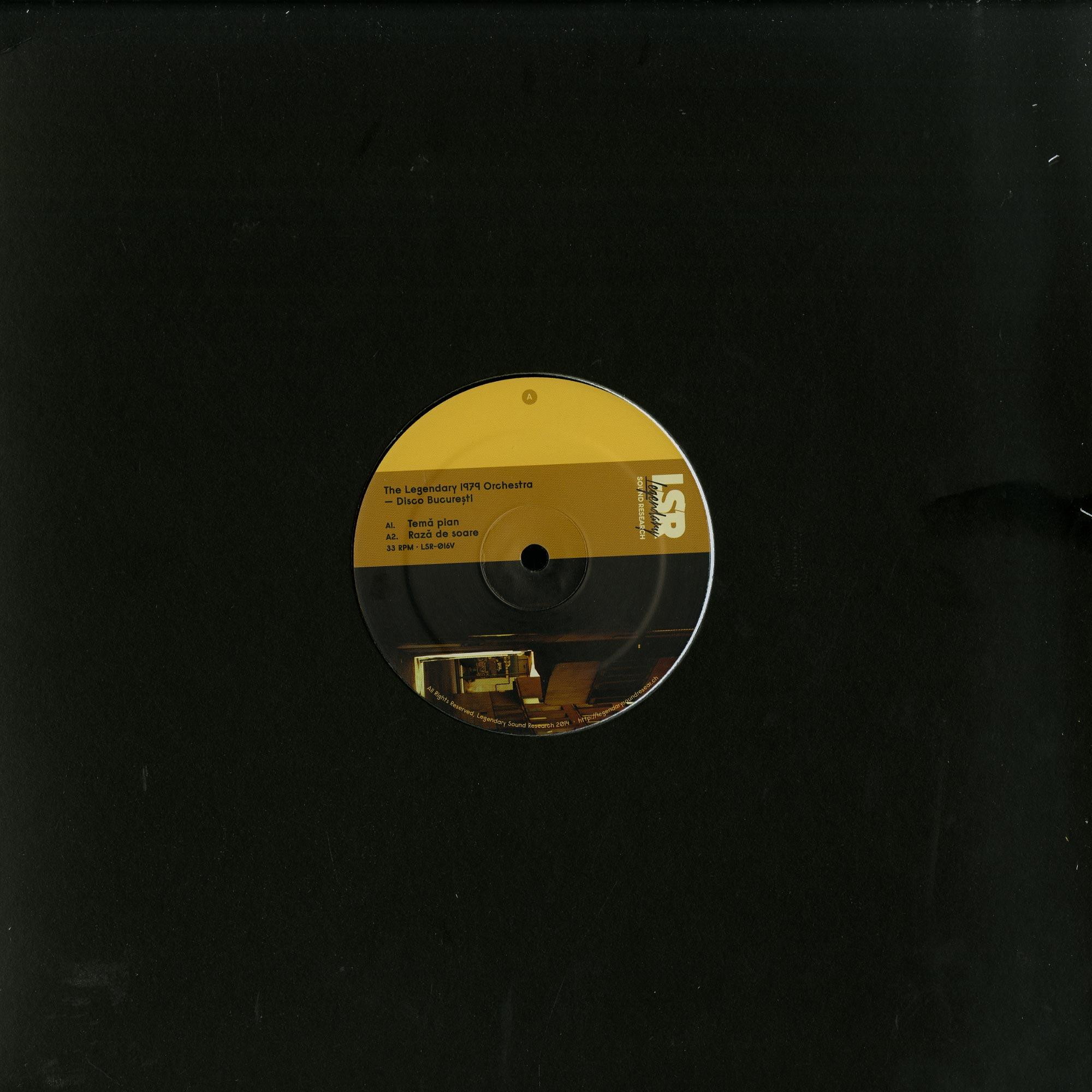 The Legendary 1979 Orchestra - DISCO BUCARESTI
