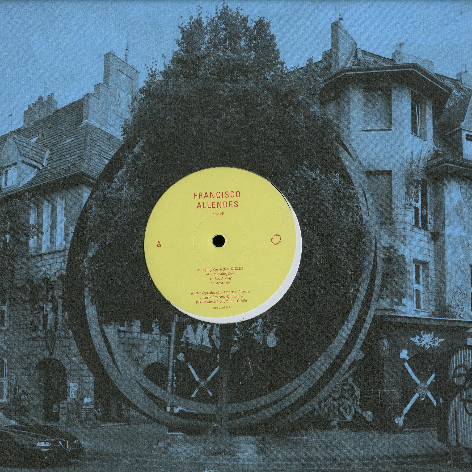 Francisco Allendes - AROA EP