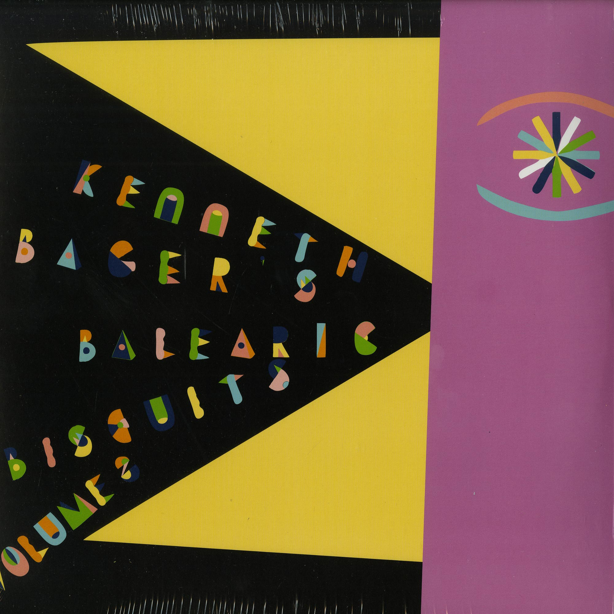Kenneth Bager - BALEARIC BISCUITS VOL. 2