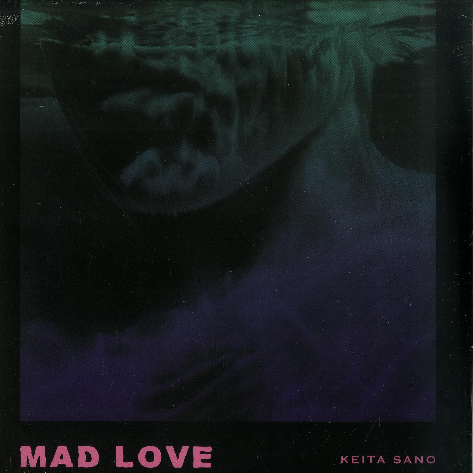 Keita Sano - MAD LOVE