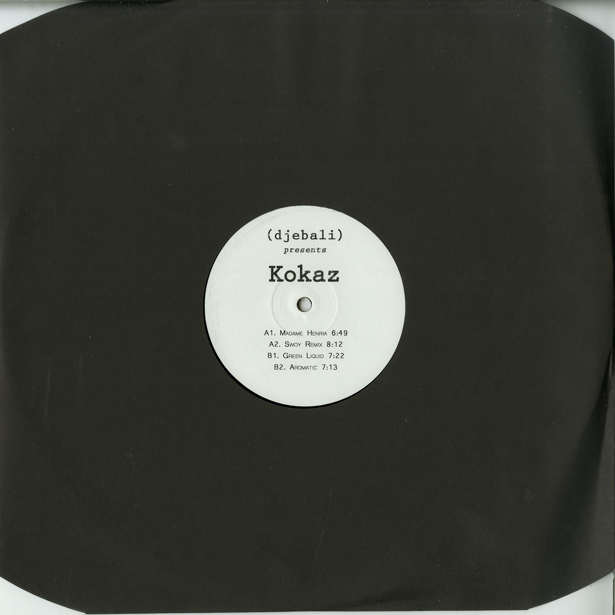 Kokaz - EP / SWOY RMX