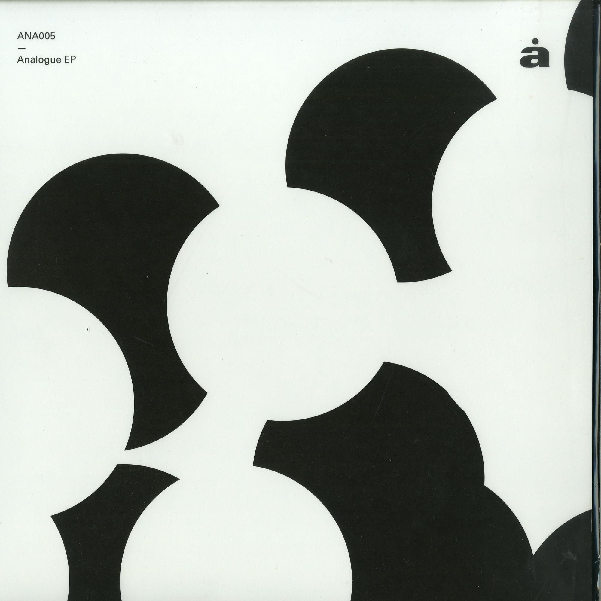 Mr.M / Jerm / a.metz - ANALOGUE EP