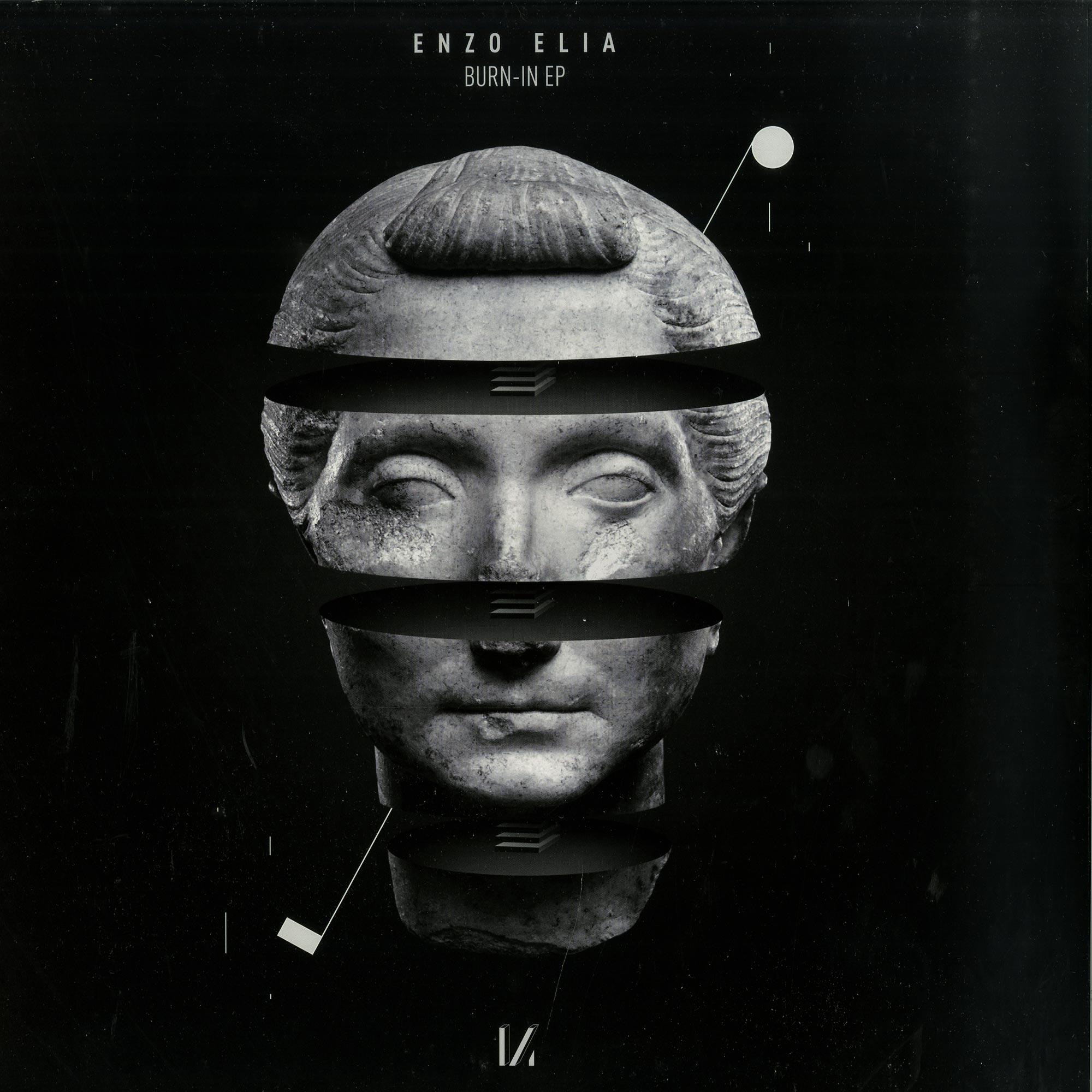 Enzo Elia feat. IMGL - BURN-IN EP
