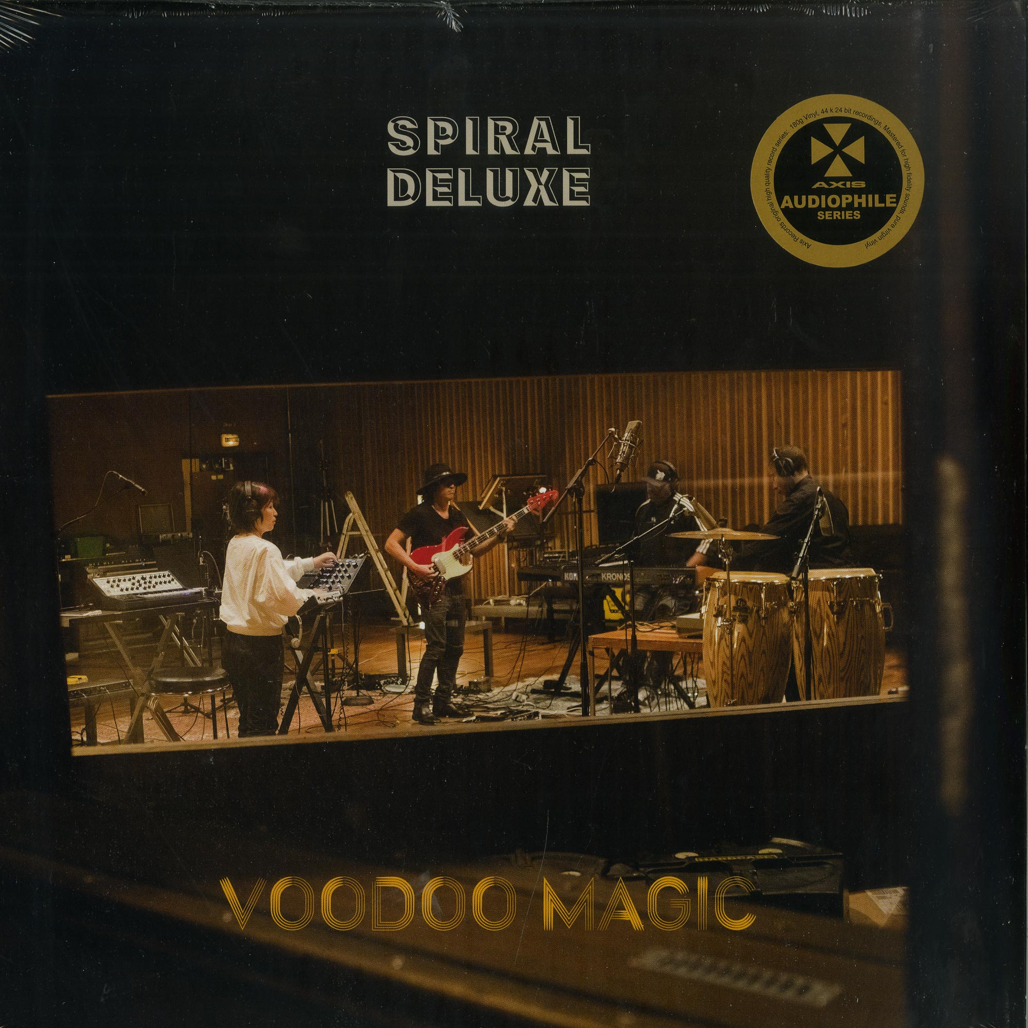 Spiral Deluxe  - VOODOO MAGIC