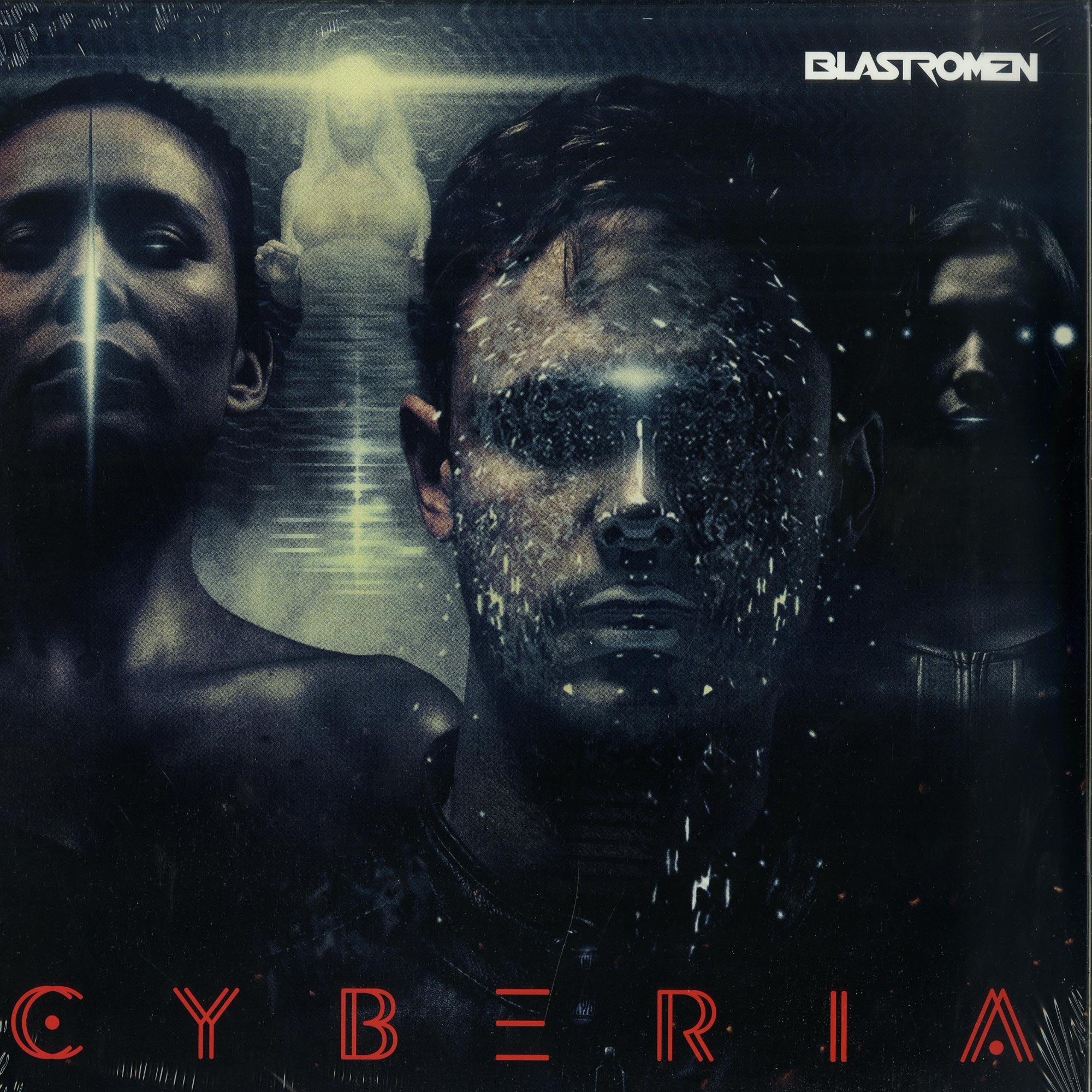 Blastromen - CYBERIA