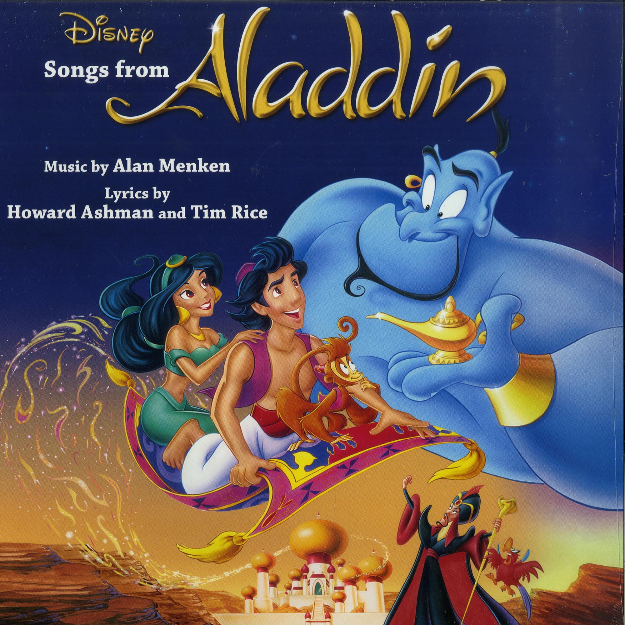 Various Artists - SONGS FROM ALADDIN O.S.T.
