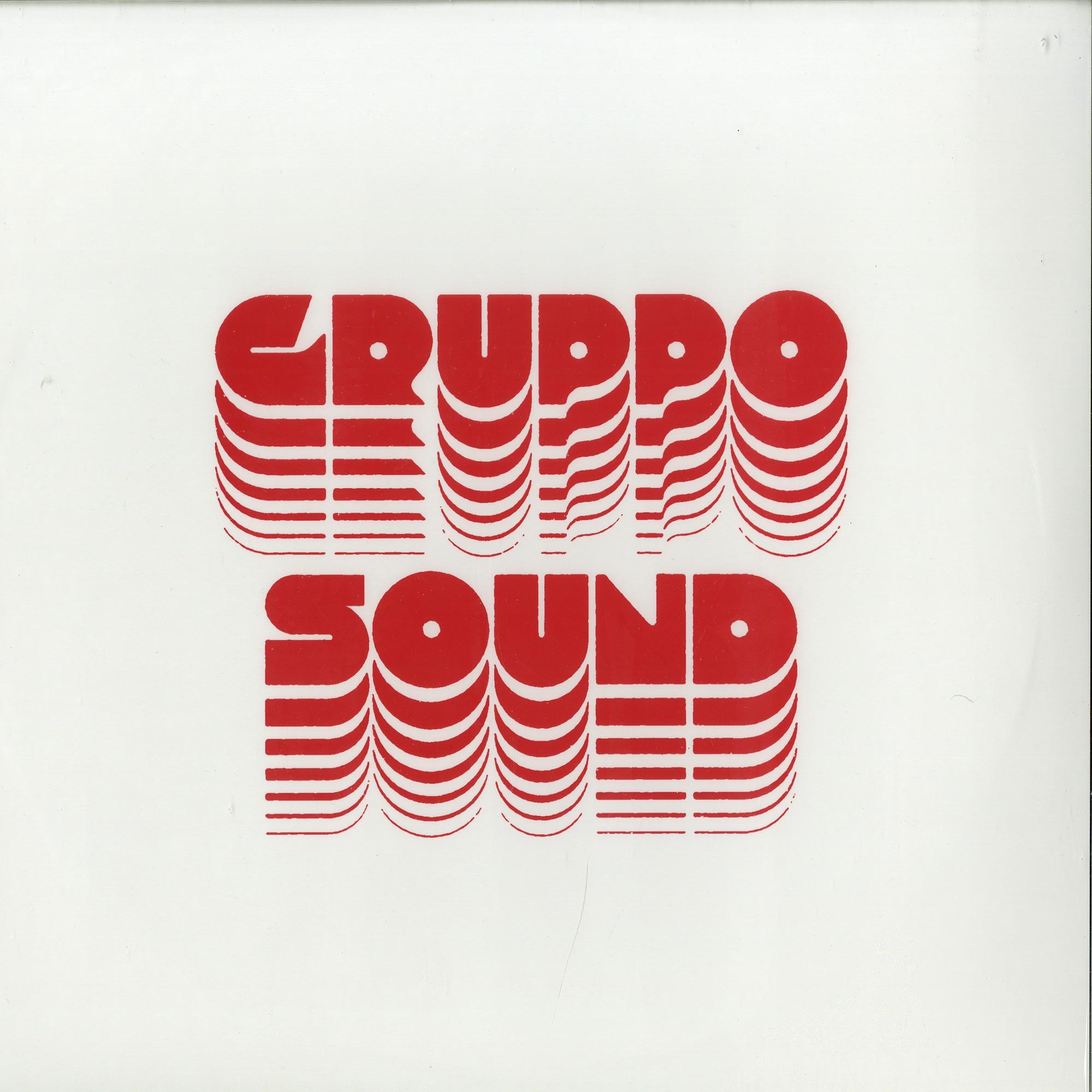 Gruppo Sound - DANCE POWER / WALKING ON AIR